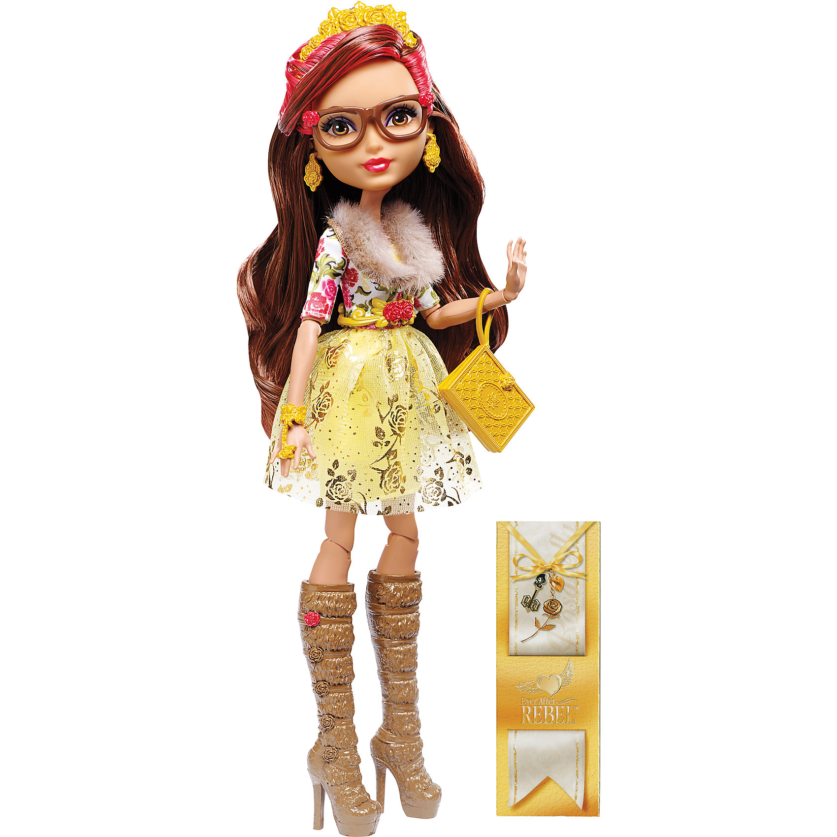 Mattel Кукла Розабелла Бьюти, Ever After High mattel mattel кукла ever after high наследники и отступники банни бланк