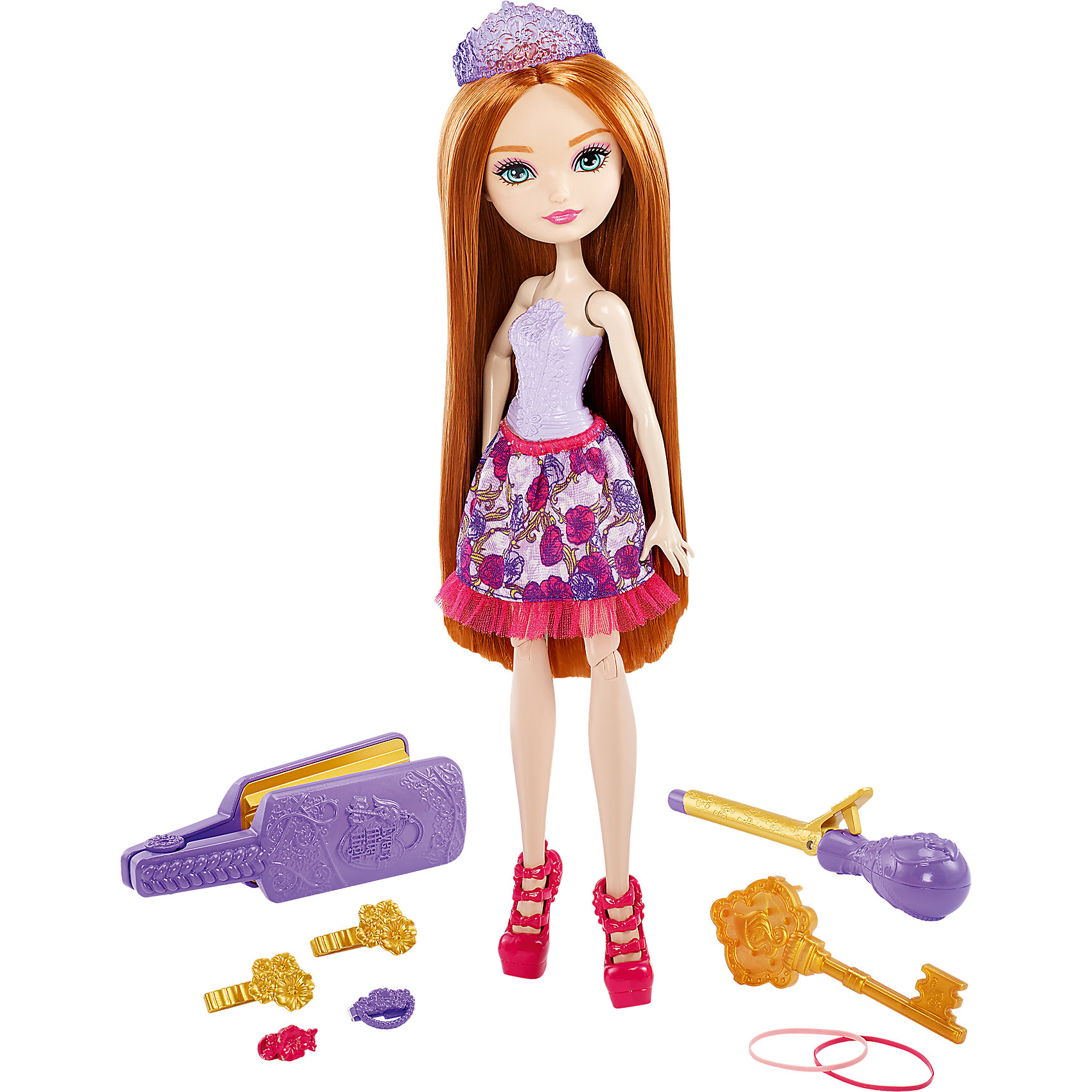 Mattel Игровой набор Холли О'Хара, Ever After High mattel ever after high bbd44 чериз худ