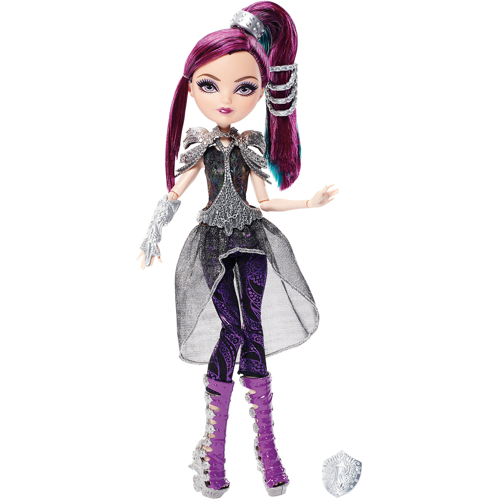 Mattel Кукла Рэйвен Квин Игра Драконов, Ever After High mattel ever after high dvh81 куклы лучницы банни бланк