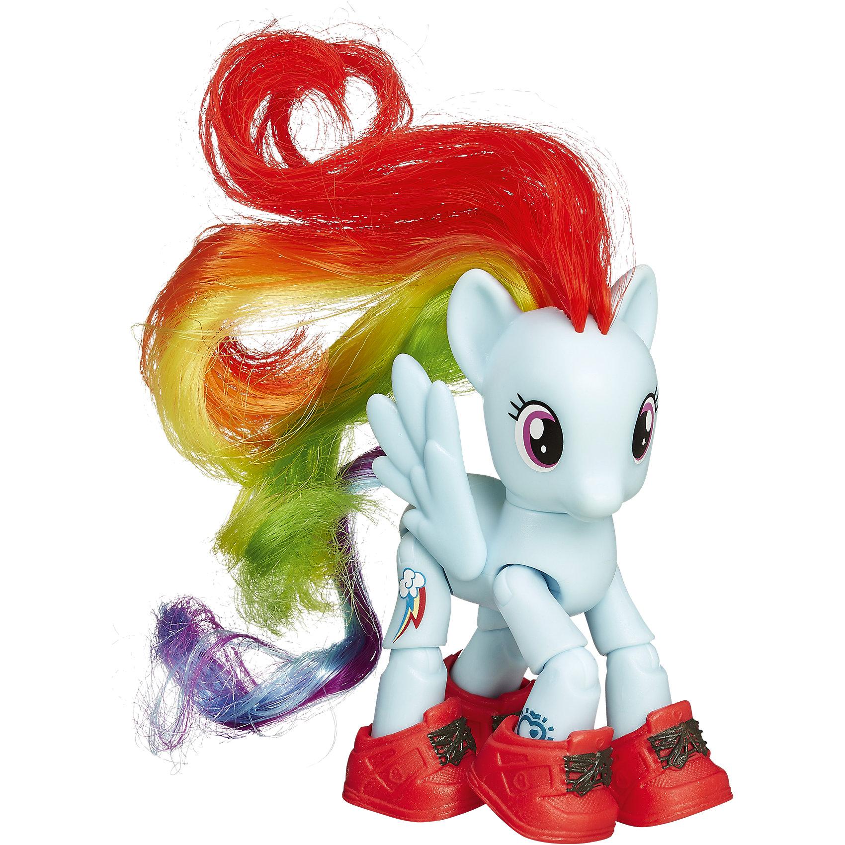 Hasbro Пони с артикуляцией, My little Pony hasbro my little pony b3598 май литл пони пони с артикуляцией в ассортименте