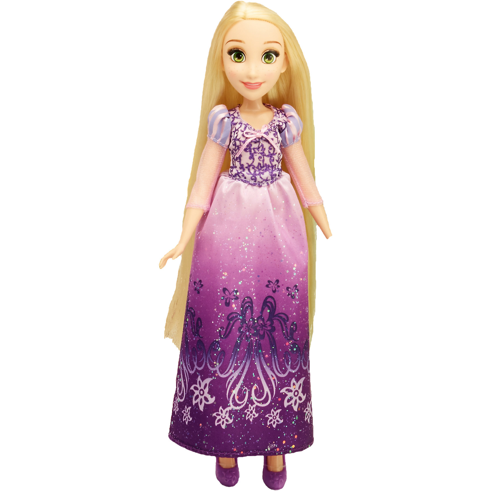 Hasbro Кукла Рапунцель, Принцессы Дисней кукла золушка 7 5 см принцессы дисней