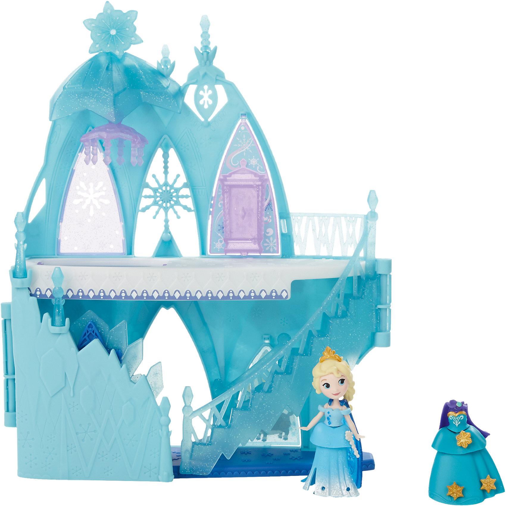 Hasbro Замок Эльзы, Холодное сердце настольные игры hasbro операция холодное сердце
