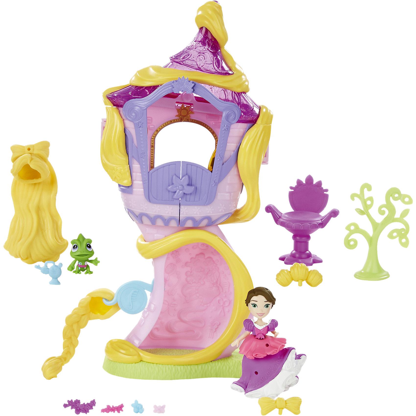 Hasbro Набор Башня Рапунцель, Disney Princess hasbro hasbro кукла disney princess рапунцель с модной прической