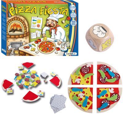 Развивающая игра Пицца Фиеста , Beleduc