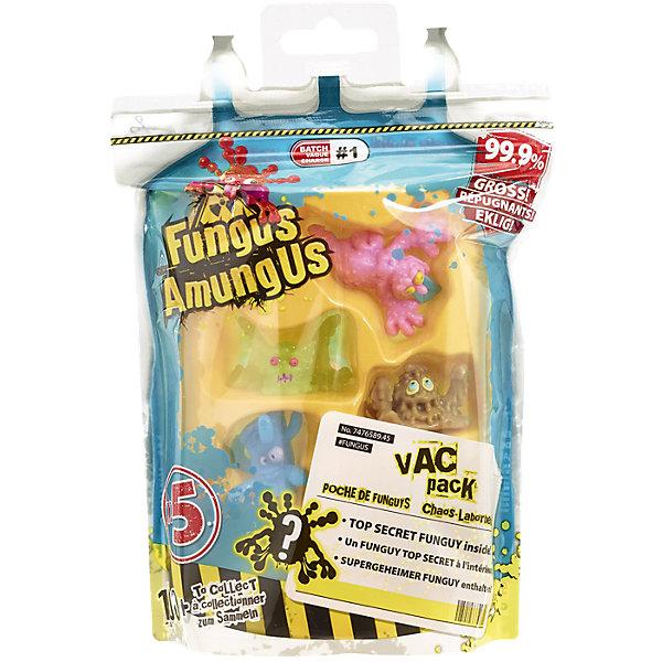 Игровой набор Вакуумный мешок Fungus Amungus, VividМир животных<br>Яркий набор игрушек - бактерий обязательно понравится Вашему ребенку!<br>Еще, в наборе находится руководство коллекционера: с помощью него можно легко определить, к какой из 7 групп микробов принадлежат Ваши персонажи и кого еще не хватает для полной коллекции.<br><br>Дополнительная информация:<br><br>- Возраст: от 4 лет.<br>- В наборе: мешок для микробов, 5 липких фигурок, буклет коллекционера.<br>- Материал: пластичный пластик.<br>- Размер фигурки: 3,5 см.<br>- Размер упаковки:  14.7x4.5x15.7 см.<br><br>Купить игровой набор Вакуумный мешок Fungus Amungus от Vivid, можно в нашем магазине.<br>Ширина мм: 174; Глубина мм: 136; Высота мм: 53; Вес г: 50; Возраст от месяцев: 48; Возраст до месяцев: 96; Пол: Мужской; Возраст: Детский; SKU: 4371248;