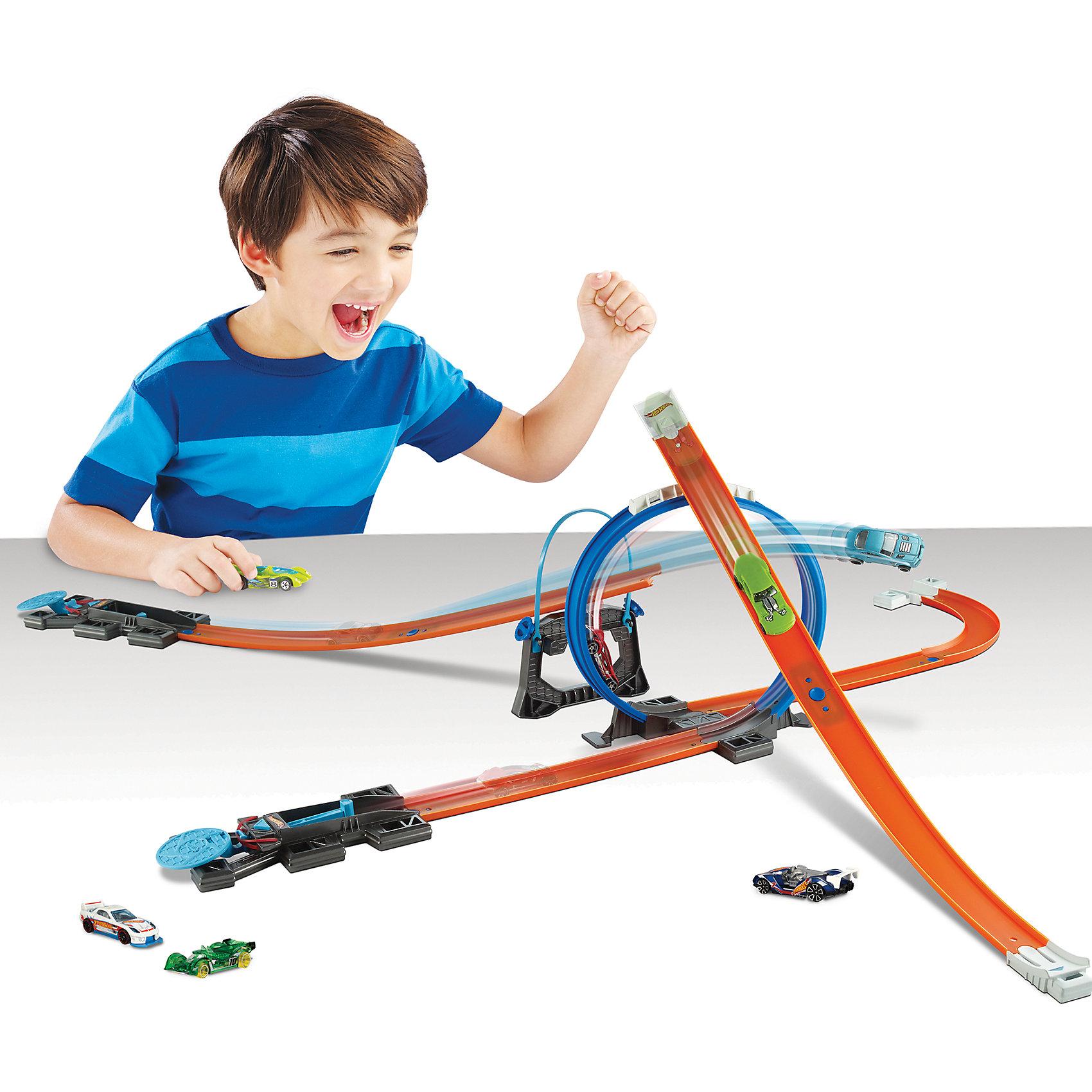 ����������� �����: ��������� ����� Hot Wheels (Mattel)