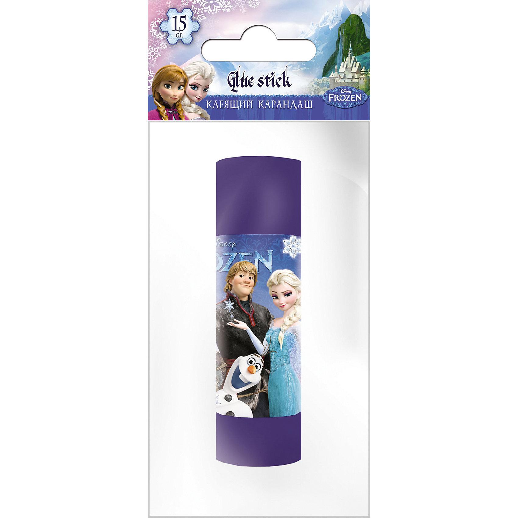 Клеящий карандаш Холодное сердцеХолодное сердце<br>Клеящий карандаш с любимой героиней обязательно понравится девочкам и сделает процесс творчества еще более интересным и желанным.<br><br>Дополнительная информация:<br><br>- Материал: клей, пластик. <br>- Размер упаковки: 14,5х6,5х2,5 см<br>- Вес: 15 г.<br><br>Клеящий карандаш Холодное сердце (Frozen) можно купить в нашем магазине.<br><br>Ширина мм: 25<br>Глубина мм: 65<br>Высота мм: 145<br>Вес г: 35<br>Возраст от месяцев: 48<br>Возраст до месяцев: 84<br>Пол: Женский<br>Возраст: Детский<br>SKU: 4381377