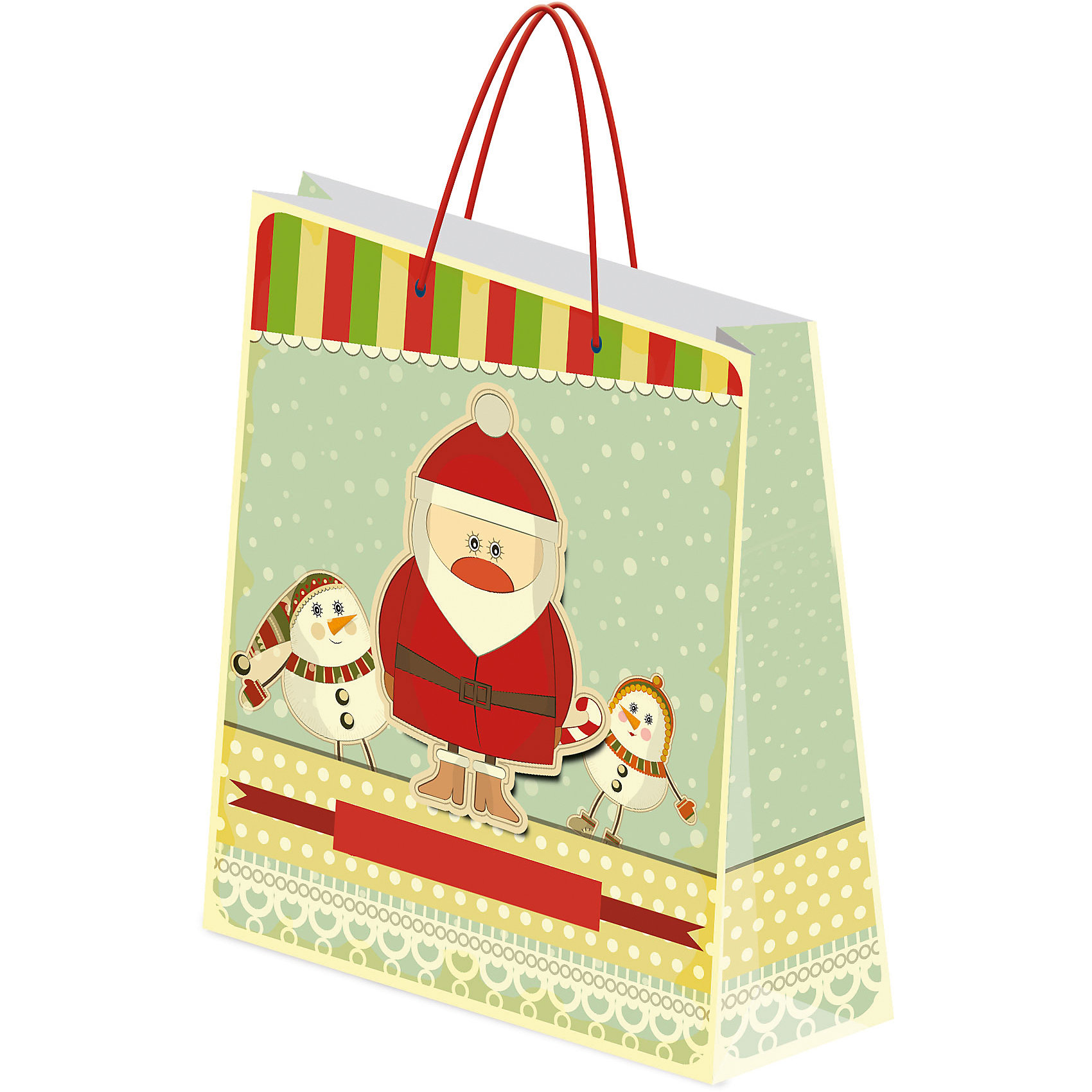 Подарочный пакет Новогодний 20*27**9,8 см с 3D-эффектомВсё для праздника<br>Красиво упакованный подарок приятно получать вдвойне! Прочный красивый пакет станет прекрасным дополнением к подарку.<br><br>Дополнительная информация:<br><br>- Материал: бумага.<br>- Размер: 20 х 27 х 9,8 cм.<br>- Эффект: 3D, глиттер, матовая ламинация.<br>- Ручки - ленточки. <br><br>Подарочный пакет Новогодний, 20х27х9,8 см с 3D-эффектом, можно купить в нашем магазине.<br><br>Ширина мм: 2<br>Глубина мм: 20<br>Высота мм: 27<br>Вес г: 60<br>Возраст от месяцев: 84<br>Возраст до месяцев: 2147483647<br>Пол: Унисекс<br>Возраст: Детский<br>SKU: 4381379