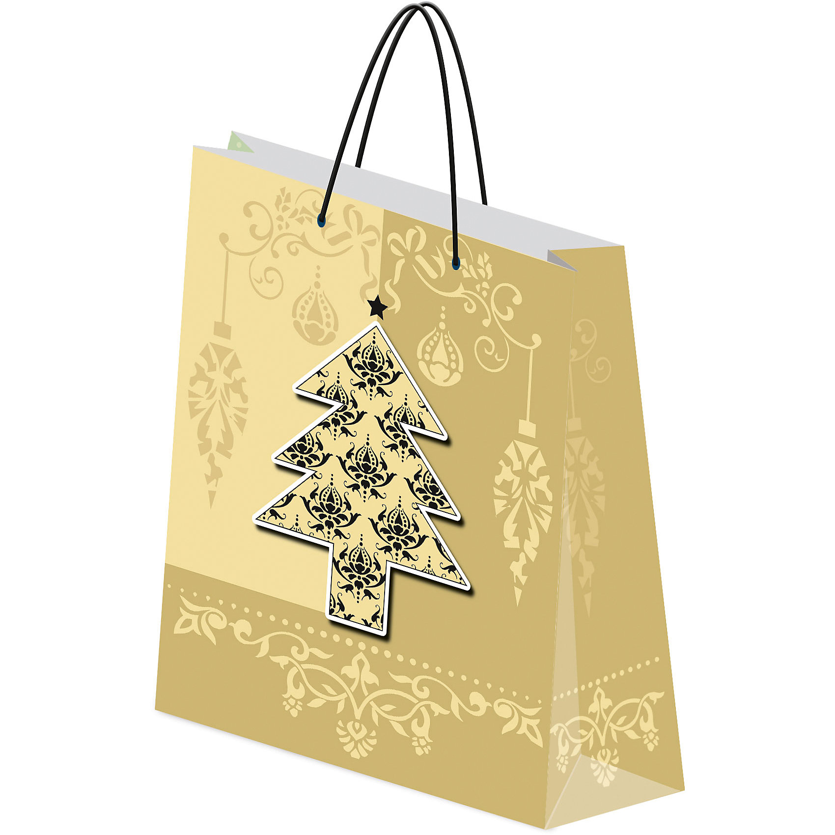 Подарочный пакет Новогодний 20*27*9,8 см с 3D-эффектомВсё для праздника<br>Красиво упакованный подарок приятно получать вдвойне! Прочный красивый пакет станет прекрасным дополнением к подарку.<br><br>Дополнительная информация:<br><br>- Материал: бумага.<br>- Размер: 20 х 27 х 9,8 cм.<br>- Эффект: 3D, глиттер, матовая ламинация.<br>- Ручки - ленточки. <br><br>Подарочный пакет Новогодний, 20х27х9,8 см с 3D-эффектом, можно купить в нашем магазине.<br><br>Ширина мм: 2<br>Глубина мм: 20<br>Высота мм: 27<br>Вес г: 60<br>Возраст от месяцев: 84<br>Возраст до месяцев: 2147483647<br>Пол: Унисекс<br>Возраст: Детский<br>SKU: 4381381