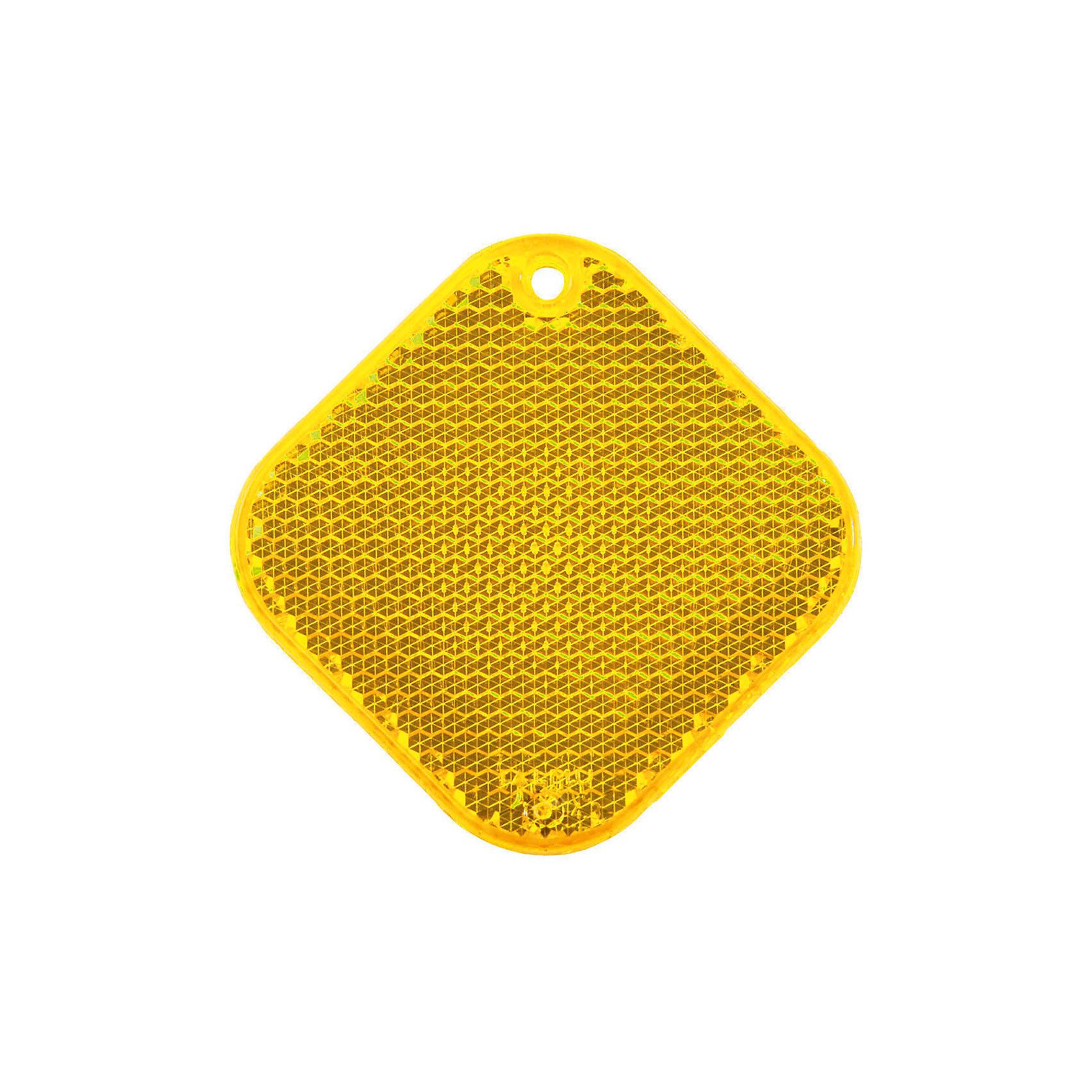 Желтый световозвращатель