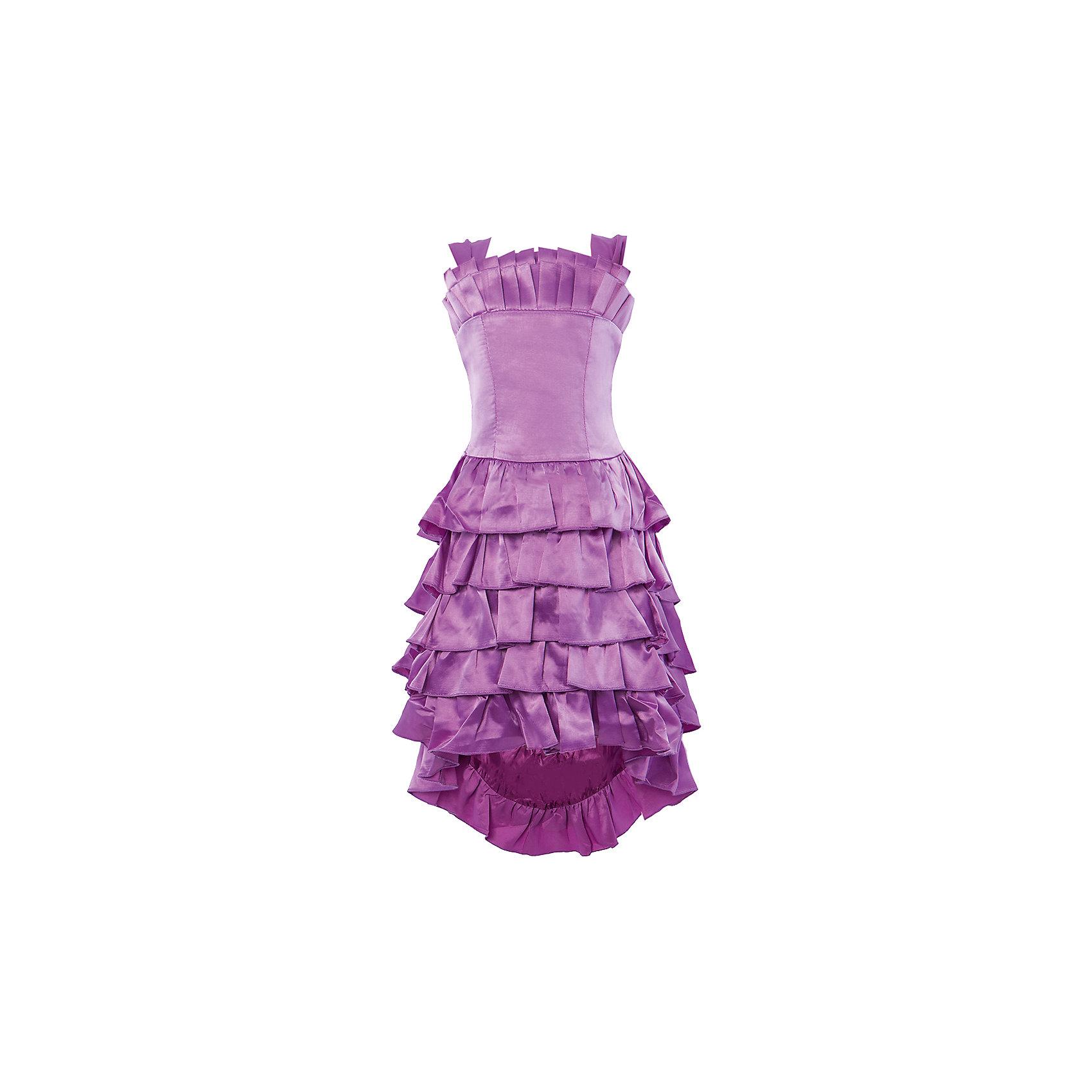Платье ВенераНарядное платье для девочки со шлейфом. Юбка декорирована оборками.Спинка на резинке, платье подойдет на любую фигуру ребенка.<br><br>Ширина мм: 236<br>Глубина мм: 16<br>Высота мм: 184<br>Вес г: 177<br>Цвет: малиновый<br>Возраст от месяцев: 36<br>Возраст до месяцев: 48<br>Пол: Женский<br>Возраст: Детский<br>Размер: 104/110,116/122,98/104,110/116<br>SKU: 4388993