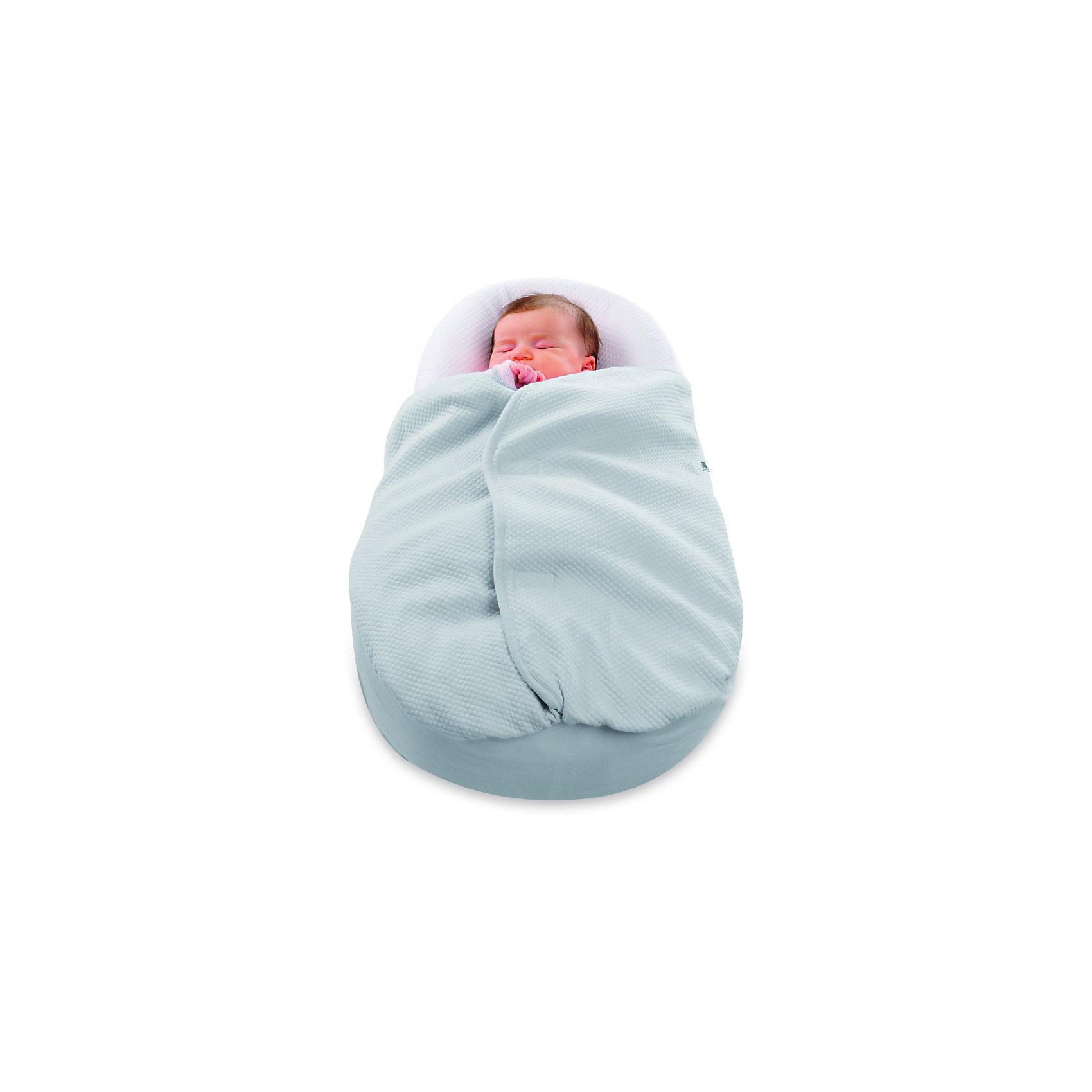 Одеяло для Cocoonababy® Red Castle, серый