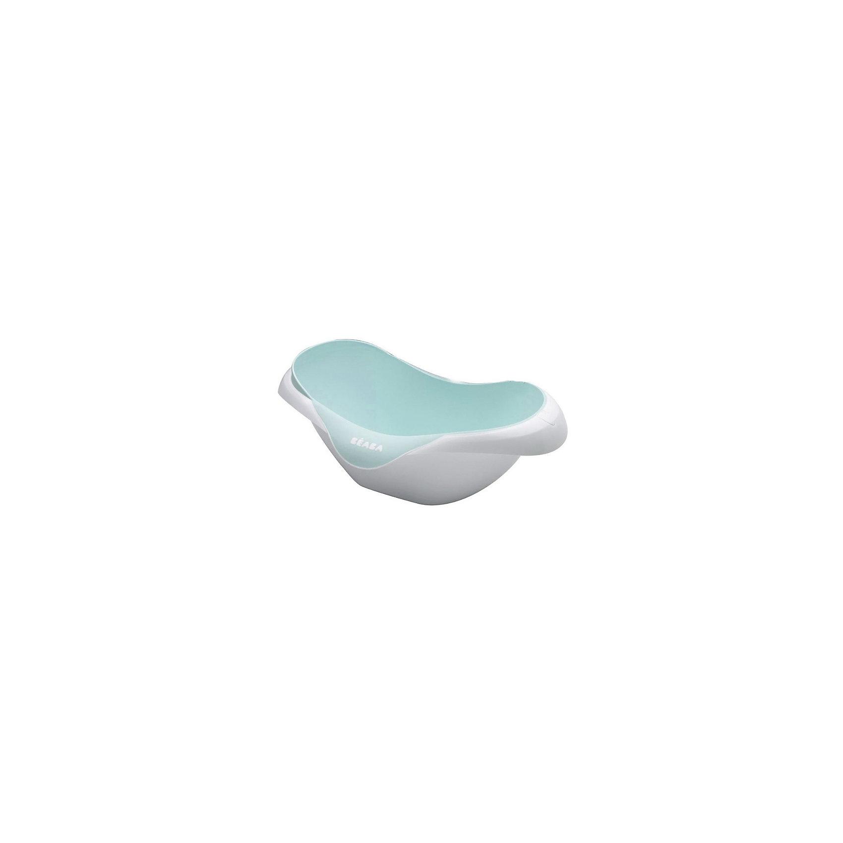 Детская ванночка Cameleo Beaba, синийДетская ванночка Cameleo, Beaba, сделает процесс купания Вашего малыша удобным и безопасным, доставит ему много радости и удовольствия. Ванночка приятной нежной расцветки изготовлена из безопасных для детей материалов и имеет обтекаемые гладкие формы. На дне имеется вкладка из нескользящего материала, которая обеспечивают комфорт и безопасность малыша. Удобно переносить благодаря краям специальной формы. Ванночку можно поместить непосредственно во взрослую ванну или установить на специальную базу с ножками (приобретается отдельно). Оснащена креплением для насадки душа и отверстием для слива воды.<br><br>Дополнительная информация:<br><br>- Цвет: синий.<br>- Материал: высококачественный пластик. <br>- Возраст: с 0 мес.<br>- Размеры: 55 x 83 x 30 см.<br>- Вес: 2,7 кг.<br><br>Детскую ванночку Cameleo Beaba, синий, можно купить в нашем интернет-магазине.<br><br>Ширина мм: 750<br>Глубина мм: 450<br>Высота мм: 300<br>Вес г: 3180<br>Возраст от месяцев: 0<br>Возраст до месяцев: 6<br>Пол: Мужской<br>Возраст: Детский<br>SKU: 4389037