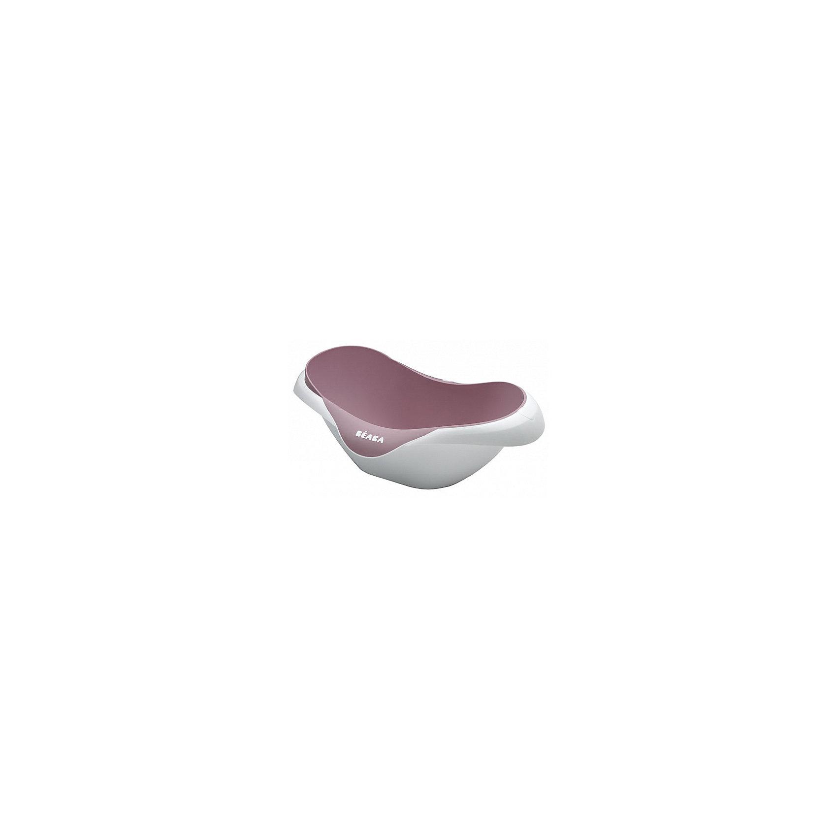 BÉABA Детская ванночка Camele'o Beaba, розовый béaba цифровой термометр beaba голубой