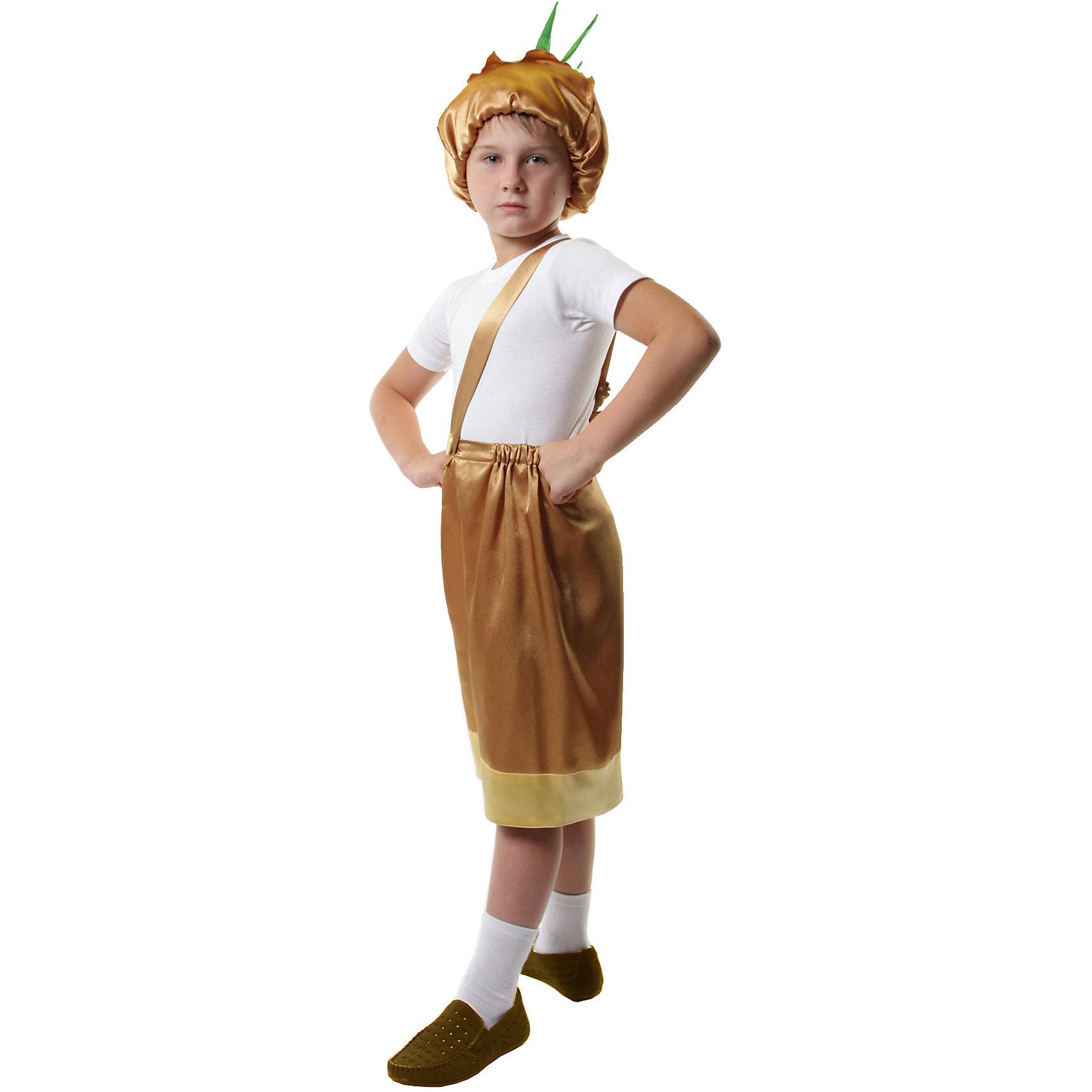 """Карнавальный костюм для мальчика """"Чипполино"""", Вестифика от myToys"""