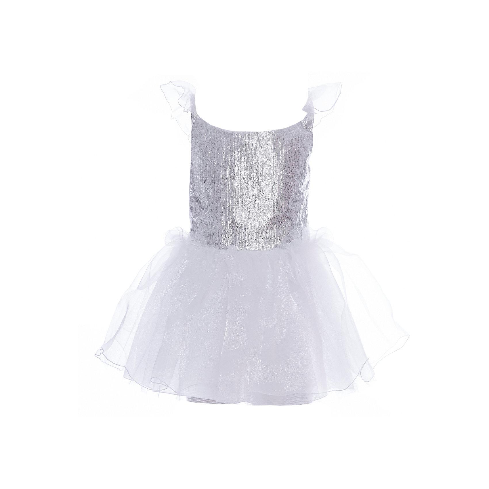 Вестифика Карнавальный костюм для девочки Снежинка, Вестифика карнавальный костюм снежинка 32
