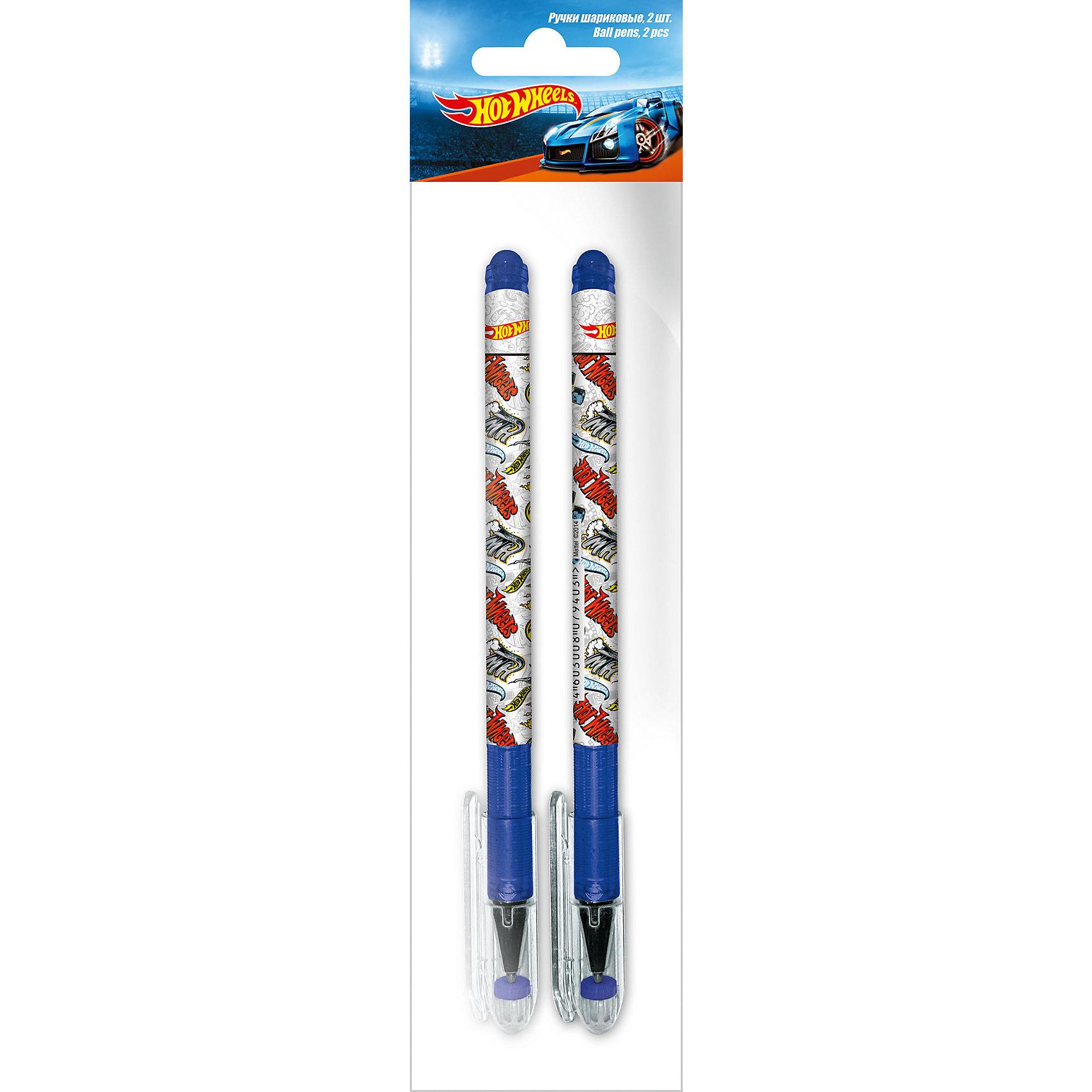 Синие шариковые ручки