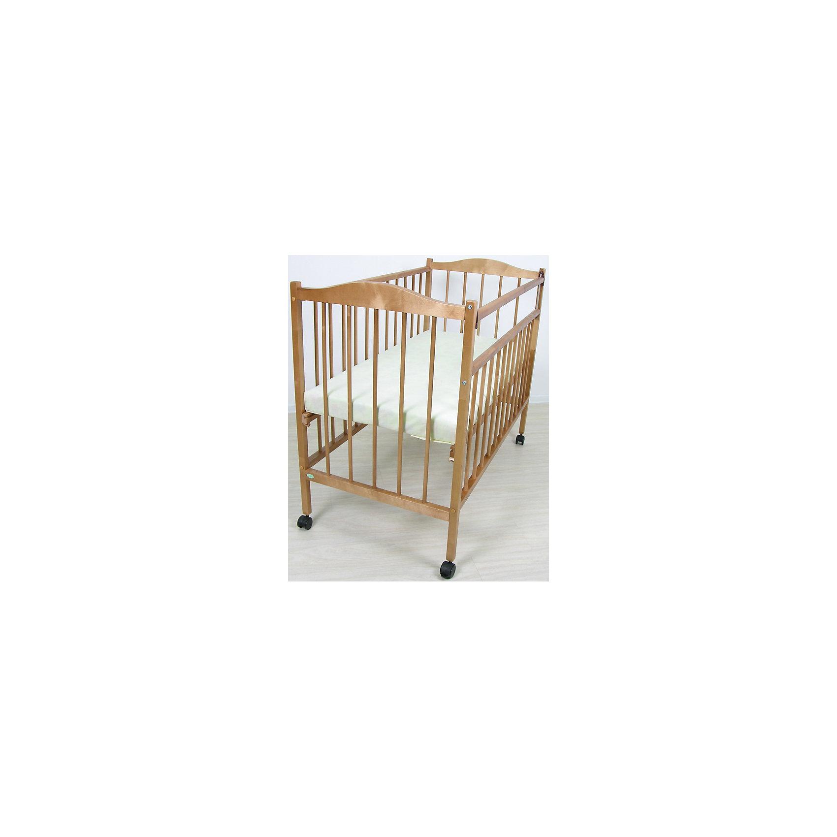 Кровать детская Фея 203, медовый (ФЕЯ)
