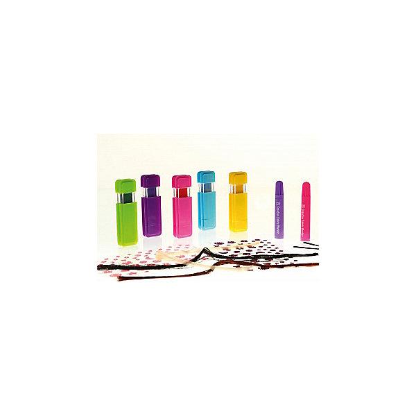 Набор для создания причесок Разноцветные локоны. ПастельНаборы стилиста и дизайнера<br>Набор для создания причесок Разноцветные локоны. Пастель, Creative, придется по душе маленькой моднице, позволяя ей экспериментировать со своей прической и создавать каждый раз новый неповторимый образ. В комплекте Вы найдете яркие пастельные краски, которыми можно раскрасить пряди волос, так как подскажет фантазия, а блестящие наклейки придадут Вашей прическе стильный и неповторимый вид. Можно воспользоваться искусственными прядями, предварительно украсив их прикрепив к своей прическе. Пастельные краски полностью безопасны для здоровья и легко смываются шампунем. Они хорошо ложится на расчесанные локоны, имеет мягкую текстуру и подходит к любому оттенку волос. При нанесении краски двигаться нужно от корней к кончикам волос. В комплект также входит модная косметичка - раскрасьте ее маркерами и повсюду носите с собой. Набор развивает творческие способности, фантазию и художественный вкус.<br><br>Дополнительная информация:<br><br>- В комплекте: косметичка, 5 пастельных красок для волос (фиолетовая, зеленая, розовая, голубая, желтая), 126 блестящих наклеек для волос, 3 искусственные пряди светлого, каштанового и черного оттенков, 3 шпильки, маркеры для ткани, инструкция.<br>- Материал: пластик, текстиль.<br>- Размер упаковки: 26 х 6 х 26 см.<br>- Вес: 0,467 кг<br><br>Набор для создания причесок Разноцветные локоны. Пастель, Creative, можно купить в нашем интернет-магазине.<br><br>Ширина мм: 255<br>Глубина мм: 250<br>Высота мм: 60<br>Вес г: 467<br>Возраст от месяцев: 84<br>Возраст до месяцев: 180<br>Пол: Женский<br>Возраст: Детский<br>SKU: 4415310