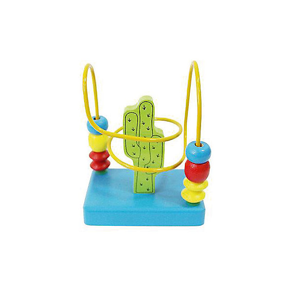 Деревянный лабиринт Alatoys КактусРазвивающие игрушки<br>Характеристики:<br><br>• возраст: от 1 года<br>• материал: древесина (береза), металл<br>• размер упаковки: 20х15х7 см.<br>• вес: 193 гр.<br><br>Лабиринт «Кактус» - правильная игрушка, которая должна быть у каждого малыша.<br><br>Лабиринт представляет собой платформу с забавным ярким кактусом посередине. Вокруг кактуса закручена нить лабиринта с нанизанными фигурками различных форм. Задача ребенка — перемещать фигурки с одной стороны лабиринта на другую. Такая игра развивает мелкую моторику и логическое мышление.<br><br>Элементы лабиринта изготовлены из цельной древесины березы, тщательно отшлифованы, покрыты нетоксичными акриловыми красками, безопасными для здоровья малыша. Лабиринт не потеряет привлекательный вид, даже если играть с ним каждый день.<br><br>ALATOYS ЛБ1016 Лабиринт Кактус можно купить в нашем интернет-магазине.<br>Ширина мм: 200; Глубина мм: 150; Высота мм: 70; Вес г: 193; Возраст от месяцев: 12; Возраст до месяцев: 48; Пол: Унисекс; Возраст: Детский; SKU: 4415355;