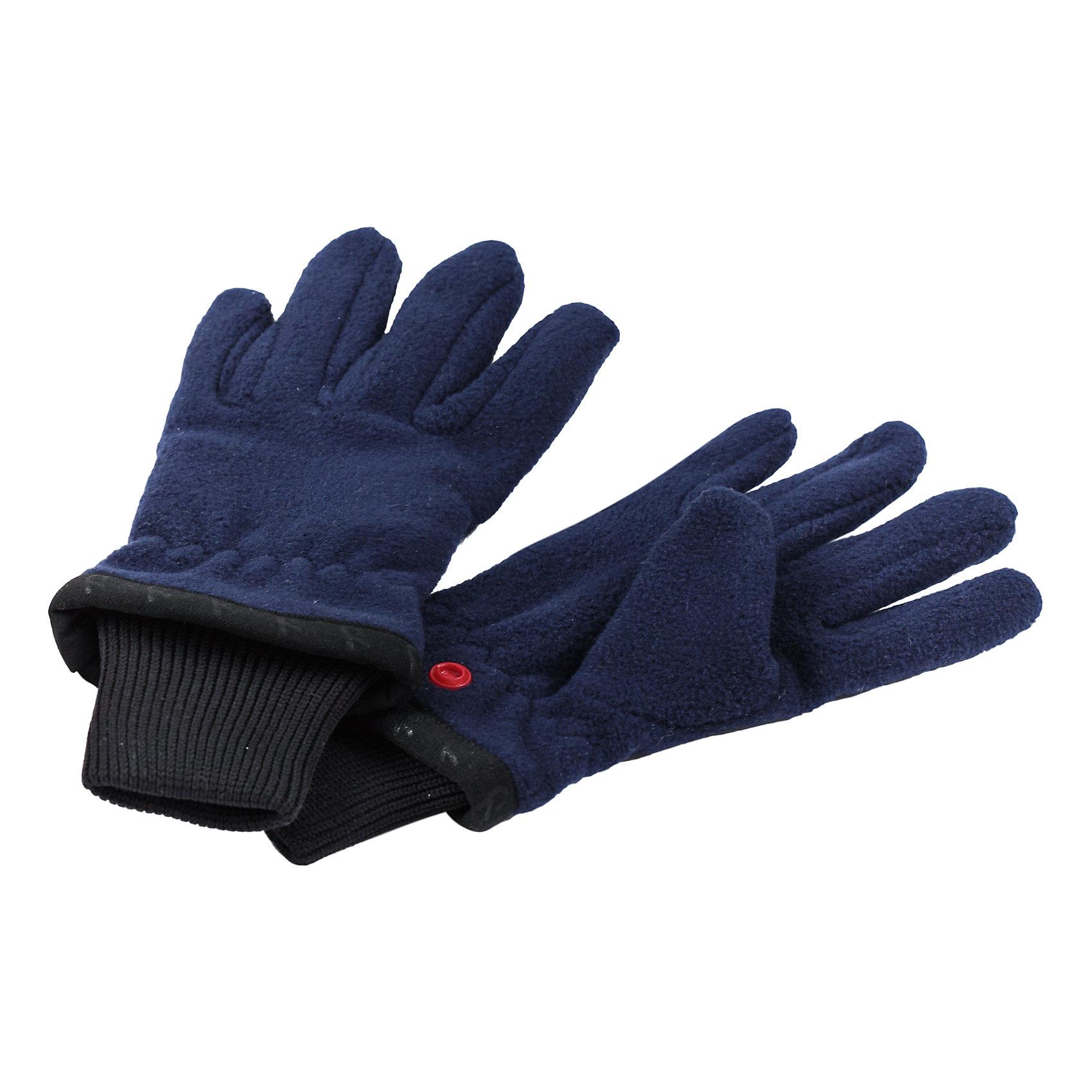 Перчатки для мальчика ReimaПопулярные флисовые перчатки из оригинальной коллекции Reima® - любцы детей в течение всего года! Во время сухих осенних и весенних дней перчатки - отличный выбор для игр на свежем воздухе, а в зимнее время они идеально подходят в качестве внутренних перчаток под соответствующие варежки и перчатки для обеспечения дополнительного тепла. Флис, используемый в качестве материала, дарит коже ощущение тепла и мягкости, а эластичные рифленые манжеты дают дополнительное ощущение плотности и хорошей посадки перчаток. Благодаря кнопках можно легко скрепить перчатки для хранения.<br><br>Дополнительная информация:<br><br>Флисовые перчатки для малышей и детей<br>Теплый флисовый материал<br>Эластичная манжета<br>Кнопки-застежки позволяют хранить перчатки вместе<br><br>Перчатки для мальчика от популярного финского бренда Reima (Рейма) можно купить в нашем магазине.<br><br>Ширина мм: 162<br>Глубина мм: 171<br>Высота мм: 55<br>Вес г: 119<br>Цвет: синий<br>Возраст от месяцев: 72<br>Возраст до месяцев: 96<br>Пол: Мужской<br>Возраст: Детский<br>Размер: 5,6,6,4<br>SKU: 4417374