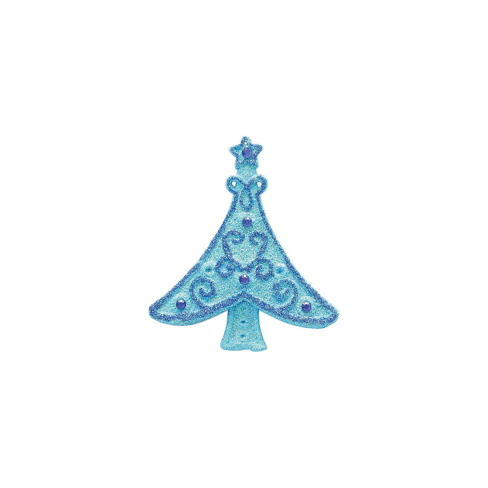 Украшение Ёлочка 13*12 смВсё для праздника<br>Украшение Ёлочка, Marko Ferenzo, замечательно украсит Вашу новогоднюю елку или интерьер и создаст праздничное настроение. Украшение выполнено в виде нарядной голубой елочки, красиво декорированной синими узорами. <br><br>Дополнительная информация:<br><br>- Цвет: голубой, синий.<br>- Размер украшения: 13 х 12 см.<br><br>Украшение Ёлочка, Marko Ferenzo, можно купить в нашем интернет-магазине.<br><br>Ширина мм: 100<br>Глубина мм: 10<br>Высота мм: 100<br>Вес г: 521<br>Возраст от месяцев: 36<br>Возраст до месяцев: 2147483647<br>Пол: Унисекс<br>Возраст: Детский<br>SKU: 4418857