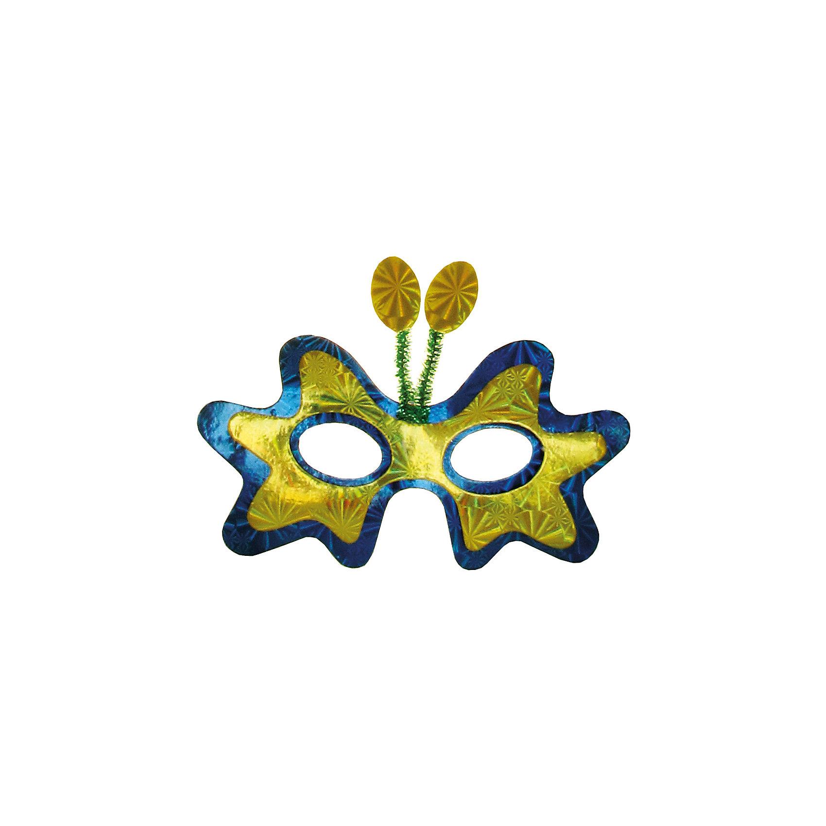 Набор масок Волшебный 6 штНабор масок Волшебный, Marko Ferenzo, станет замечательным дополнением к карнавальным нарядам. В комплекте шесть масок с красивым изысканным дизайном, они подарят праздничное настроение и создадут ощущение волшебства в новогоднюю ночь. Маски изготовлены из мягкого безопасного пластика, фиксируются с помощью резинки.<br><br> Дополнительная информация:<br><br>- В комплекте: 6 шт.<br>- Материал: пластик.<br>- Размер маски: 17 х 20 см.<br>- Размер упаковки: 18 х 15 х 0,5 см.<br>- Вес: 200 гр.<br><br>Набор масок Волшебный 6 шт., Marko Ferenzo, можно купить в нашем интернет-магазине.<br><br>Ширина мм: 170<br>Глубина мм: 200<br>Высота мм: 10<br>Вес г: 200<br>Возраст от месяцев: 36<br>Возраст до месяцев: 2147483647<br>Пол: Унисекс<br>Возраст: Детский<br>SKU: 4418883