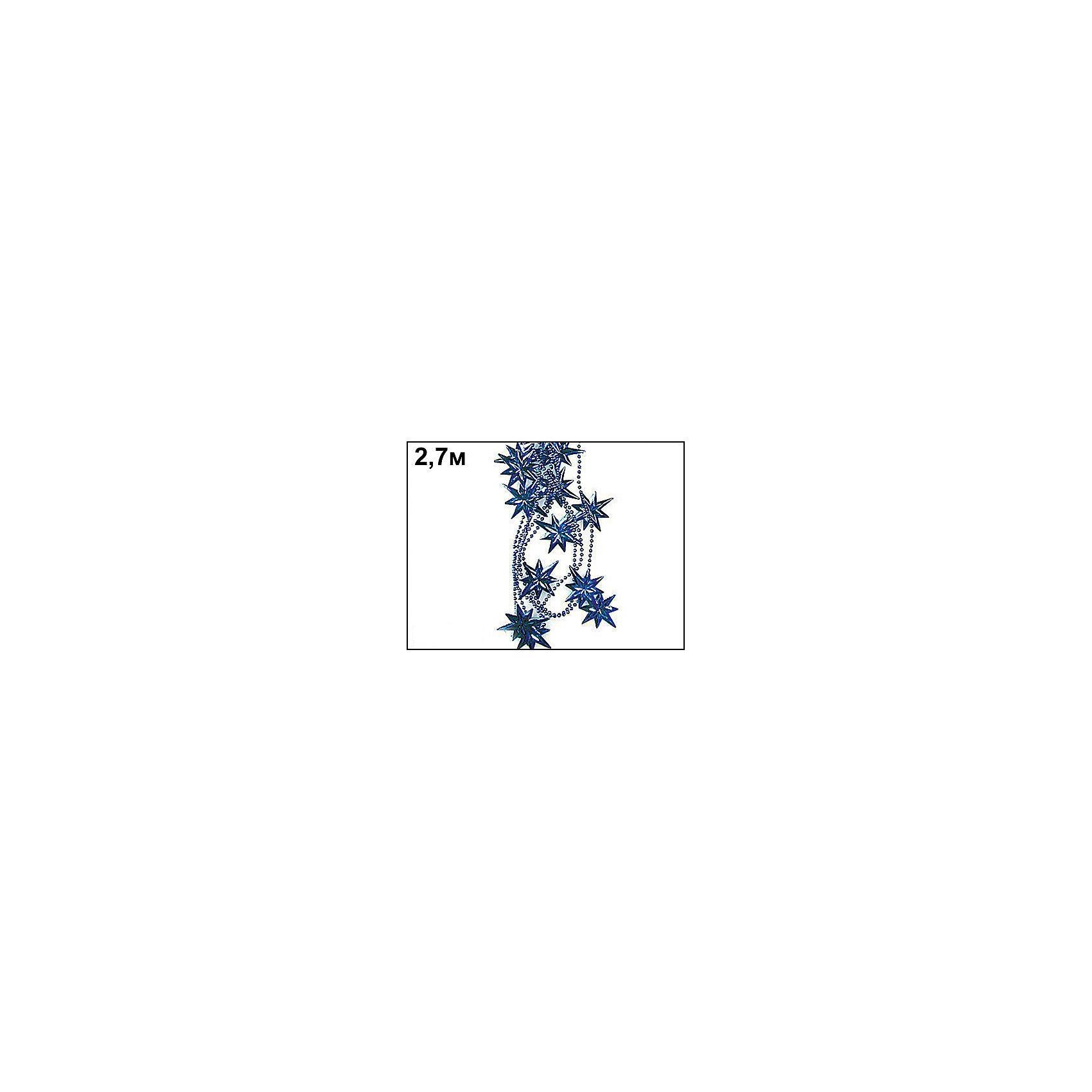 Бусы Кристаллы 2,5 м, Marko FerenzoБусы Кристаллы 2,5 м, Marko Ferenzo (Марко Ферензо) – это великолепное украшение придаст елке особое очарование.<br>Нарядные синие бусы, украшенные крупными кристаллам, от Marko Ferenzo (Марко Ферензо) прекрасно подойдут для декорирования елки и будут идеально сочетаться с огоньками и другими игрушками. Бусы можно использовать не только для того, что бы нарядить зеленую красавицу, ими можно украсить детали интерьера: торшер, полку, всевозможные переключатели и ручки. Украсив елку и предметы интерьера этими бусами, вы создадите атмосферу фантастического праздника. Торговая марка «Marko Ferenzo» (Марко Ферензо) – это стиль, красочность, оригинальность и качество, которому можно доверять!<br><br>Дополнительная информация:<br><br>- Длина: 2,5 м.<br>- Цвет: синий<br><br>Бусы Кристаллы 2,5 м, Marko Ferenzo (Марко Ферензо) можно купить в нашем интернет-магазине.<br><br>Ширина мм: 120<br>Глубина мм: 10<br>Высота мм: 220<br>Вес г: 417<br>Возраст от месяцев: 36<br>Возраст до месяцев: 2147483647<br>Пол: Унисекс<br>Возраст: Детский<br>SKU: 4418939