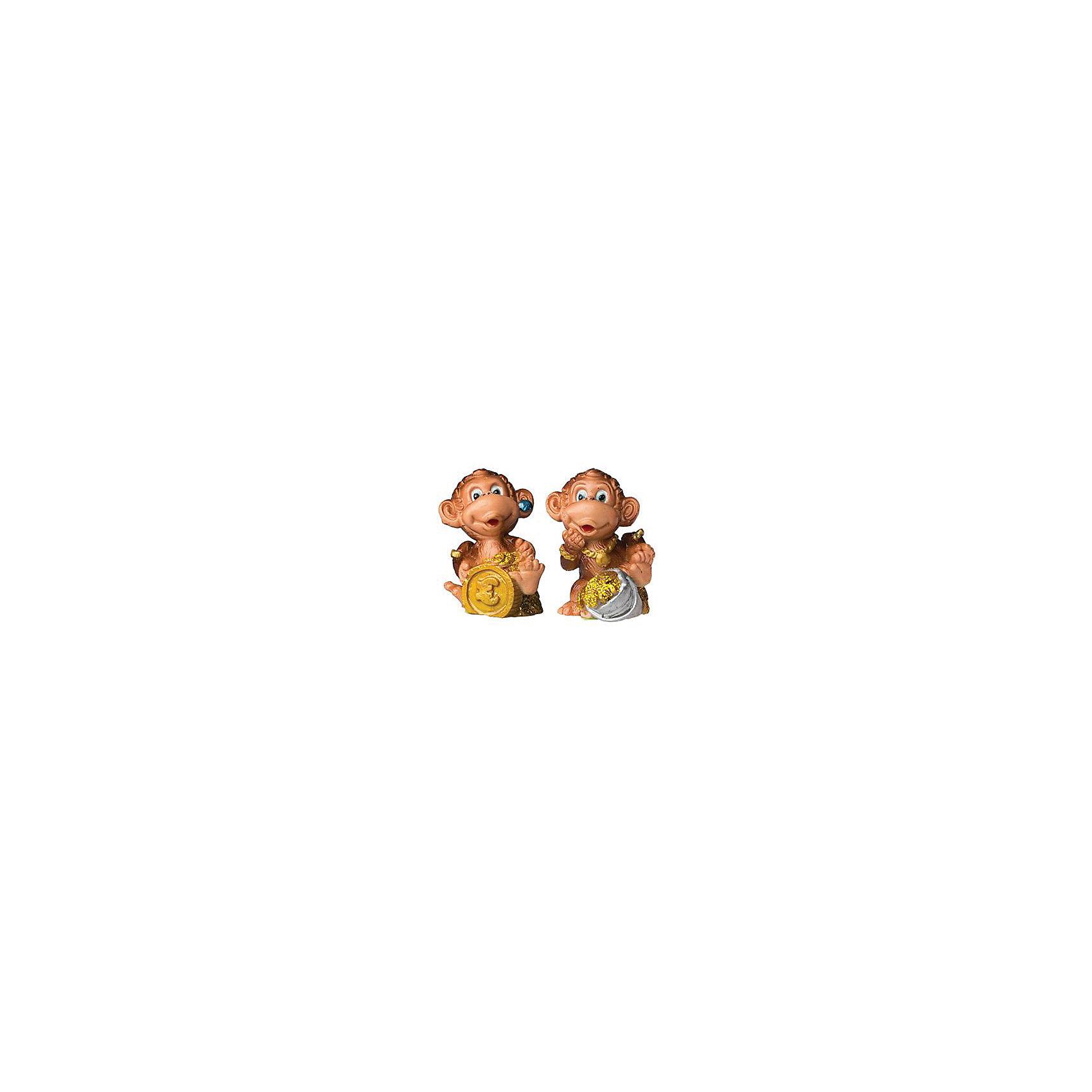 Сувенир Обезьянка с монетой, Marko FerenzoВсё для праздника<br>Сувенир Обезьянка с монетой – эта забавная фигурка принесет радость и удачу и поднимет настроение.<br>Сувенир Обезьянка с монетой станет замечательным презентом коллеге и другу, а также милым аксессуаром в праздничном интерьере. Ведь считается, что каждый год нужно иметь статуэтку с изображением символа года, чтобы она приносила в дом удачу. А эта обезьянка будет еще и притягивать деньги и принесет материальный достаток в Ваш дом.<br><br>Дополнительная информация:<br><br>- В ассортименте 2 вида<br>- Высота: 5 см.<br>- Материал: полистоун<br>- ВНИМАНИЕ! Данный артикул представлен в разных вариантах исполнения. К сожалению, заранее выбрать определенный вариант невозможно. При заказе нескольких сувениров возможно получение одинаковых<br><br>Сувенир Обезьянка с монетой можно купить в нашем интернет-магазине.<br><br>Ширина мм: 35<br>Глубина мм: 35<br>Высота мм: 50<br>Вес г: 333<br>Возраст от месяцев: 36<br>Возраст до месяцев: 2147483647<br>Пол: Унисекс<br>Возраст: Детский<br>SKU: 4418946