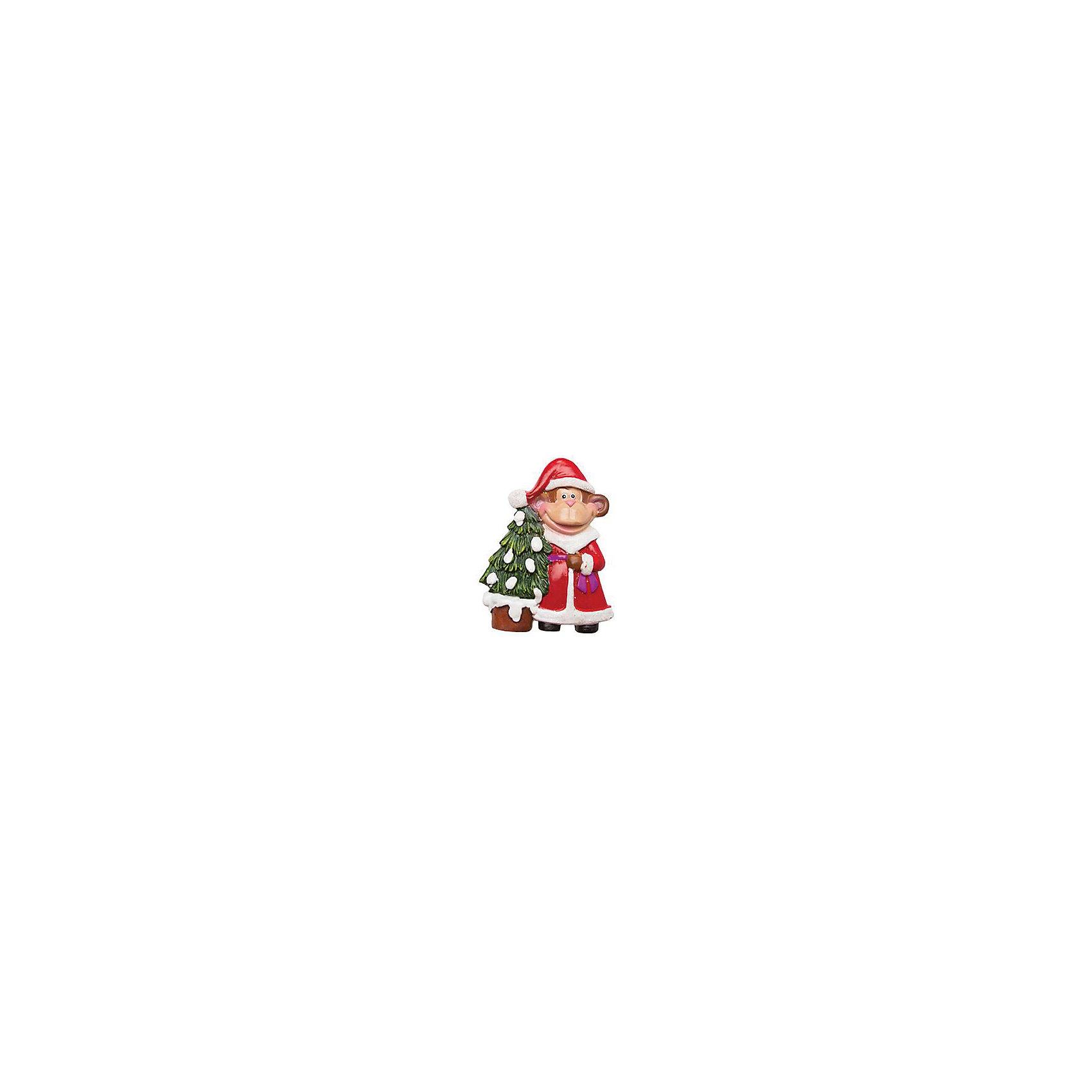 Магнит Обезьянка с пожеланиемМагнит Обезьянка с пожеланием – это замечательный и актуальный новогодний подарок для всех!<br>Магнит Обезьянка с пожеланием станет приятным сувениром для родных и друзей, а также прекрасным украшением любой плоской металлической поверхности в доме. Забавная обезьянка представлена в образе Деда Мороза, сзади у фигурки имеется магнитное крепление. Обезьянка - символ 2016 года принесет Вам удачу и поднимет настроение.<br><br>Дополнительная информация:<br><br>- Размер: 7,2 см.<br>- Материал: полистоун<br><br>Магнит Обезьянка с пожеланием можно купить в нашем интернет-магазине.<br><br>Ширина мм: 100<br>Глубина мм: 10<br>Высота мм: 100<br>Вес г: 295<br>Возраст от месяцев: 36<br>Возраст до месяцев: 2147483647<br>Пол: Унисекс<br>Возраст: Детский<br>SKU: 4418948