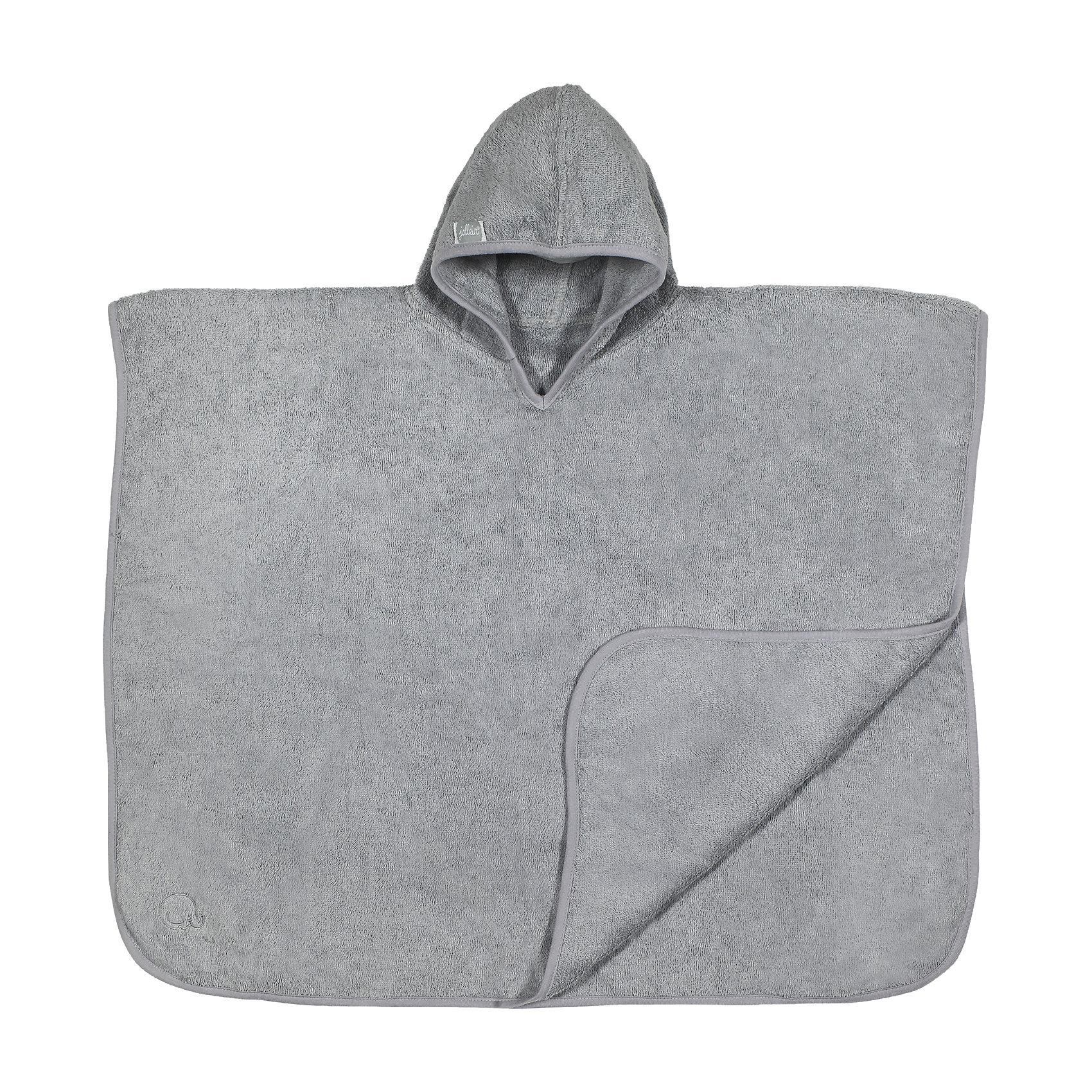 Полотенце-пончо 60 х70 см, Jollein, GreyПляжные полотенца<br>Характеристики:<br><br>• тип полотенца: полотенце-пончо с капюшоном;<br>• обладает хорошей впитывающей способностью; <br>• мягкое полотенце, приятное на ощупь;<br>• материал: плотная махра, длинный ворс;<br>• плотность: 360 гр;<br>• состав ткани: 100% хлопок;<br>• размер: 60х70 см.<br><br>Полотенце-пончо с капюшоном идеально подходит для укутывания малыша после купания. Водные процедуры разогревают малыша, полотенце-пончо впитает остатки влаги, позволяя при этом коже дышать.<br><br>Полотенце-пончо 60 х70 см, Jollein, Grey можно купить в нашем интернет-магазине.<br><br>Ширина мм: 302<br>Глубина мм: 307<br>Высота мм: 63<br>Вес г: 379<br>Цвет: серый<br>Возраст от месяцев: 0<br>Возраст до месяцев: 36<br>Пол: Унисекс<br>Возраст: Детский<br>SKU: 4419129