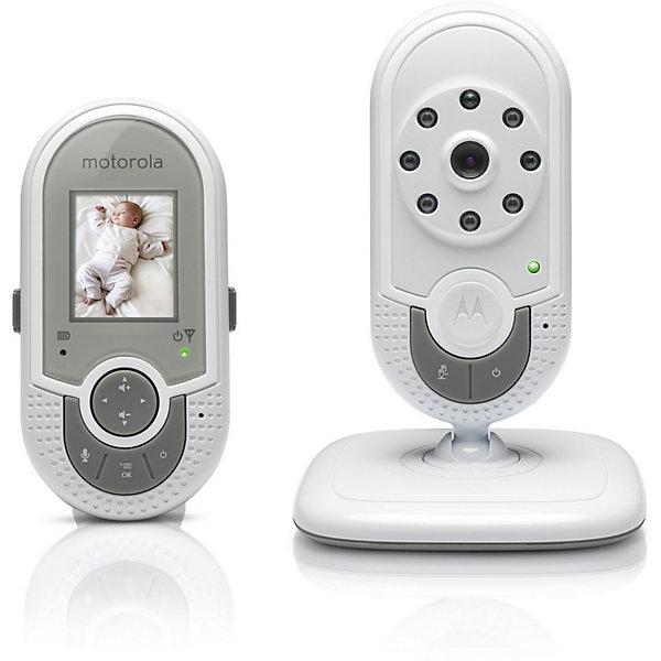 Видеоняня Motorola MBP621, белыйВидеоняни<br>Характеристики:<br><br>• цветной дисплей родительского блока 1,8 дюйма;<br>• двустронняя аудиосвязь;<br>• режим экономии энергии;<br>• система шумоподавления;<br>• видеокамера не имеет проводов, устанавливается в любом месте;<br>• наличие ИК-подсветки;<br>• встроенный термометр;<br>• радиус действия: 300 м;<br>• принцип работы камеры: от сети.<br><br>Технические характеристики:<br><br>Частота передачи: 2407.5 MHz ~ 2475 MHz<br>Количество каналов: 21<br>Рабочие температуры: +5°C ~ +45°C<br>Датчик изображения: VGA CMOS<br>Линзы: f 3.6mm, F 2.4<br>Инфракрасные светодиоды: 4 штуки<br>Адаптер питания: 6В, 600mA<br>Дисплей: 1,8 дюйма, 65 тысяч цветов<br>Уровни яркости: 5 уровней<br>Аккумулятор: 2.4V, 750 mAh, никель- металлгидридные аккумуляторы<br>Адаптер питания: 6В, 600mA<br><br>Видеоняню  Motorola MBP621, белый можно купить в нашем интернет-магазине.<br>Ширина мм: 170; Глубина мм: 110; Высота мм: 155; Вес г: 630; Возраст от месяцев: 0; Возраст до месяцев: 36; Пол: Унисекс; Возраст: Детский; SKU: 4420764;
