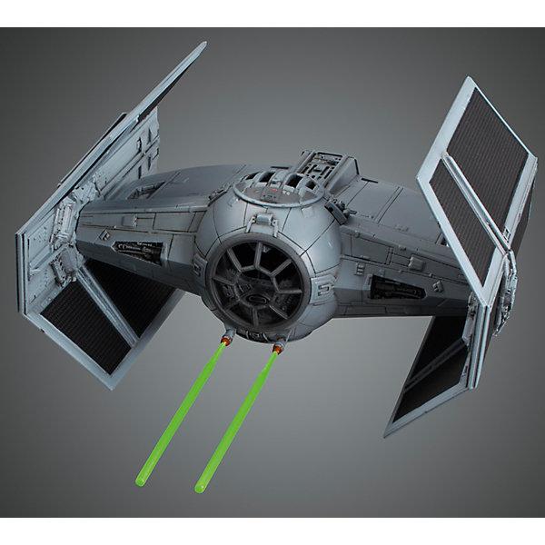 Сборная модель Истребитель TIE Advance1/72, Звездные ВойныЗвездные войны<br>Этот набор приведет в восторг все поклонников легендарной саги Star Wars. В яркой красочной коробке находится комплект деталей для сборки масштабной стендовой модели Усовершенствованного Звёздного Истребителя серии TIE («Twin Ion Engine» - «Сдвоенный Ионный Двигатель»). Детали для сборки изготовлены из качественного пластика и имеют отличную детализацию, вся продукция фирмы Bandai лицензирована фирмами правообладателями, что гарантирует её высокое качество. <br>Конструирование - интереснейший процесс, позволяющий развить у ребенка мелкую моторику, логическое мышление, внимание, умение работать по инструкции.<br><br>Дополнительная информация:<br><br>- Масштаб: 1:72 см.<br>- Материал: пластик.<br>- Размер упаковки: 30х20 см.<br>- Основное оружие - лазерные пушки.<br>- Два варианта фигурки Дарт Вейдера (сидящую и в полный рост).<br>- Два варианта фонаря кабины пилота (прозрачную и матовую). <br><br>Сборную модель Истребитель TIE Advance1/72, Звездные Войны (Star Wars) можно купить в нашем магазине.<br><br>Ширина мм: 300<br>Глубина мм: 190<br>Высота мм: 55<br>Вес г: 295<br>Возраст от месяцев: 72<br>Возраст до месяцев: 192<br>Пол: Мужской<br>Возраст: Детский<br>SKU: 4422656