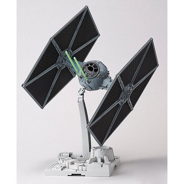 Сборная модель Истребитель TIE-Fighter 1/72, Звездные ВойныЗвездные войны Игрушки<br>Этот набор приведет в восторг все поклонников легендарной саги Star Wars. Комплект набора состоит из деталей для сборки стендовой модели Звёздного Истребителя серии TIE («Twin Ion Engine» - «Сдвоенный Ионный Двигатель»), основного истребителя Имперского Флота. Основным вооружением Звёздного Истребителя являются две лазерных пушки. Кроме того, в комплект входят: два варианта фигурки пилота (сидящая и в полный рост), два варианта остекления кабины пилота (прозрачная и матовая), две пушки с эффектом лазерного луча и фрагмент обшивки боевой станции Империи - «Звезда Смерти» в качестве подставки.<br>Конструирование - интереснейший процесс, позволяющий развить у ребенка мелкую моторику, логическое мышление, внимание, умение работать по инструкции.<br><br>Дополнительная информация:<br><br>- Масштаб: 1:72 см.<br>- Материал: пластик.<br>- Размер упаковки: 30х20 см.<br>- Основное оружие - лазерные пушки.<br>- Два варианта фигурки пилота (сидящую и в полный рост).<br>- Два варианта остекления кабины пилота (прозрачная и матовая). <br><br>Сборную модель Истребитель TIE-Fighter 1/72, Звездные Войны (Star Wars), можно купить в нашем магазине.<br><br>Ширина мм: 300<br>Глубина мм: 190<br>Высота мм: 55<br>Вес г: 308<br>Возраст от месяцев: 72<br>Возраст до месяцев: 192<br>Пол: Мужской<br>Возраст: Детский<br>SKU: 4422659