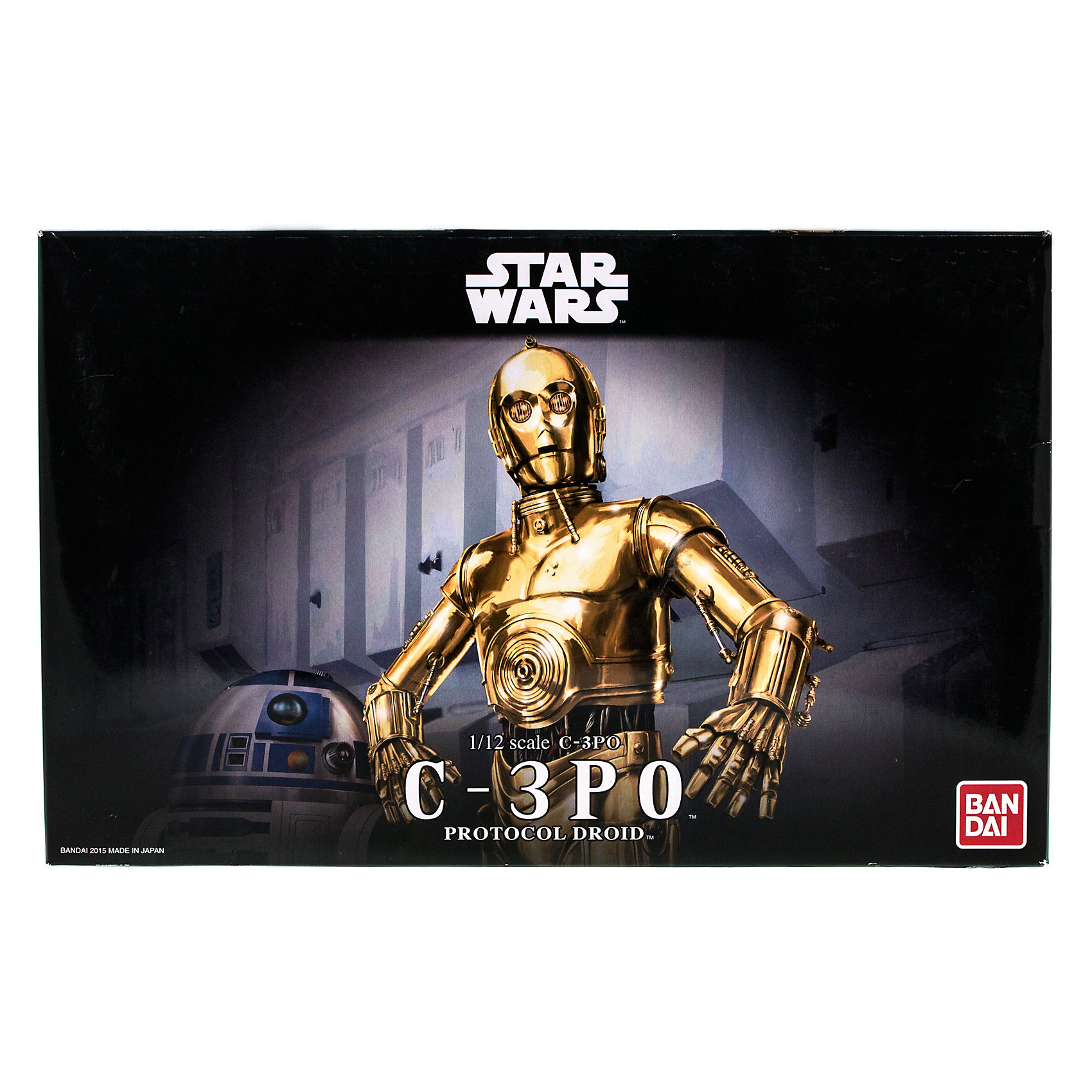 """Сборная модель """"C-3PO 1/12"""", Звездные Войны от myToys"""