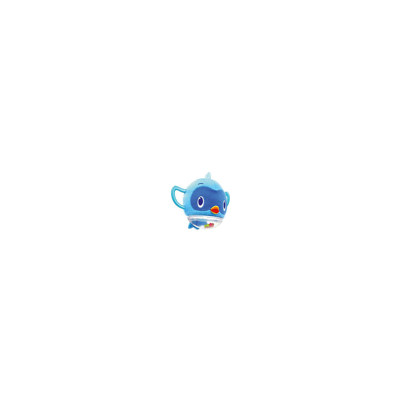 Мягкая погремушка Птичка, Bright StartsМягкая погремушка Птичка, Bright Starts - это развивающая игрушка для самых маленьких.<br>Плюшевая птичка-погремушка станет одной из самых любимых у вашего малыша! Птичка напоминает мягкий шар. Глазки вышиты, есть объемный клювик. Верхняя часть игрушки плюшевая, животик из прозрачного пластика с бусинами внутри. Ребенок сможет не только слышать гремящие элементы, но и наблюдать за движением разноцветных бусин. Птичку-погремушку удобно держать за ручки-крылышки. Игрушку можно повесить над кроваткой или коляской ребёнка, продев кольцо держателя в ручку-крыло (держатель приобретается отдельно). Игрушка стимулирует развитие тактильного, визуального и слухового восприятия малютки, тренирует мелкую моторику и создаёт хорошее настроение своим милым и доброжелательным видом.<br><br>Дополнительная информация:<br><br>- 2 вида в ассортименте (продаются отдельно)<br>- Материал: текстиль, пластик<br>- Размер погремушки: 20 х 17 х 33 см.<br>-  Размер упаковки: 32 х 10 х 22 см.<br>- ВНИМАНИЕ! Данный артикул представлен в разных вариантах исполнения. К сожалению, заранее выбрать определенный вариант невозможно. При заказе нескольких наборов возможно получение одинаковых<br><br>Мягкую погремушку Птичка, Bright Starts можно купить в нашем интернет-магазине.<br><br>Ширина мм: 143<br>Глубина мм: 76<br>Высота мм: 194<br>Вес г: 113<br>Возраст от месяцев: 12<br>Возраст до месяцев: 36<br>Пол: Унисекс<br>Возраст: Детский<br>SKU: 4424079