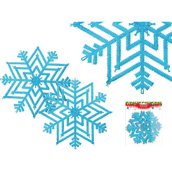 Украшение Снежинка с блестками, диаметр 28 смЁлочные игрушки<br>Украшение Снежинка с блестками, диаметр 28 см - этот новогодний аксессуар создаст праздничное настроение.<br>Украшение Снежинка с блестками станет замечательным украшением интерьера и поможет создать волшебную атмосферу праздника. Пластиковая снежинка голубого цвета, декорированная блестками, будет прекрасно смотреться на новогодней елке, и радовать детей и взрослых.<br><br>Дополнительная информация:<br><br>- Диаметр: 28 см.<br>- Материал: пластик<br>- Цвет: голубой<br><br>Украшение Снежинка с блестками, диаметр 28 см можно купить в нашем интернет-магазине.<br><br>Ширина мм: 280<br>Глубина мм: 280<br>Высота мм: 10<br>Вес г: 50<br>Возраст от месяцев: 36<br>Возраст до месяцев: 2147483647<br>Пол: Унисекс<br>Возраст: Детский<br>SKU: 4437438
