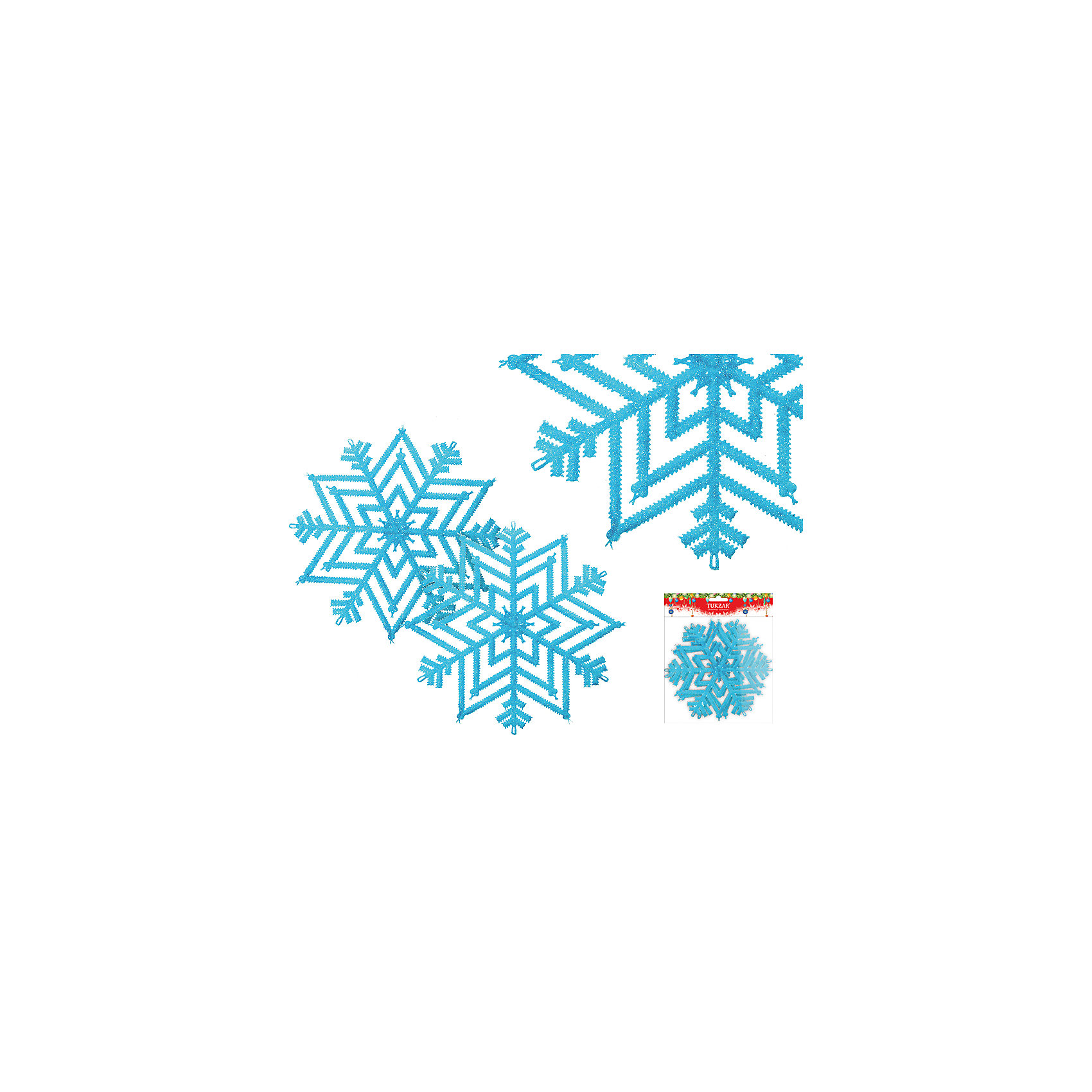 Украшение Снежинка с блестками, диаметр 28 смВсё для праздника<br>Украшение Снежинка с блестками, диаметр 28 см - этот новогодний аксессуар создаст праздничное настроение.<br>Украшение Снежинка с блестками станет замечательным украшением интерьера и поможет создать волшебную атмосферу праздника. Пластиковая снежинка голубого цвета, декорированная блестками, будет прекрасно смотреться на новогодней елке, и радовать детей и взрослых.<br><br>Дополнительная информация:<br><br>- Диаметр: 28 см.<br>- Материал: пластик<br>- Цвет: голубой<br><br>Украшение Снежинка с блестками, диаметр 28 см можно купить в нашем интернет-магазине.<br><br>Ширина мм: 280<br>Глубина мм: 280<br>Высота мм: 10<br>Вес г: 50<br>Возраст от месяцев: 36<br>Возраст до месяцев: 2147483647<br>Пол: Унисекс<br>Возраст: Детский<br>SKU: 4437438