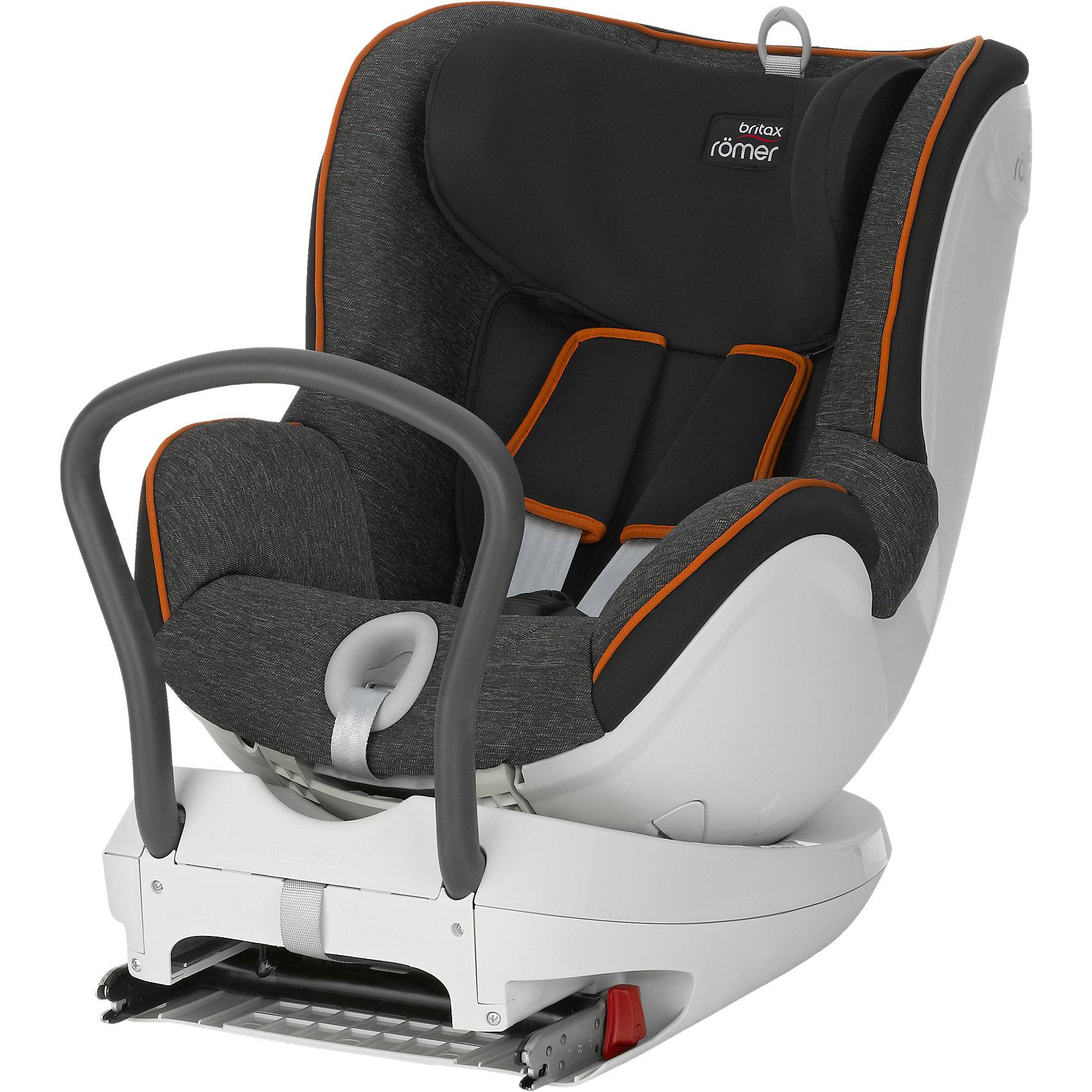 Автокресло DUALFIX, 0-18 кг., Britax Romer, Black MarbleНевероятно удобное автокресло DUALFIX прекрасный вариант для Вашего малыша!<br>Кресло может разворачиваться на 360°, благодаря этому, Вы сможете легко и просто разместить ребенка в сидение и установить кресло как против движения, так и по ходу движения автомобиля.<br>Изначально, при весе ребенка до 9 кг. кресло используется в положение лицом против направления движения,  потом, при желании,  вы можете повернуть малыша лицом по направлению движения. Благодаря прекрасной гибкости кресло подходит для новорожденных и для детей старшего возраста.<br><br>Особенности:<br>- 5- ти точечные ремни безопасности, регулируются однократным натяжением.<br>- Вращение сиденья на 360°.<br>- Система ISOFIX обеспечивает прямое соединение с креплениями автомобильных ремней безопасности ISOFIX для безопасной и удобной фиксации автокресла.<br>- Имеется вставка для новорожденных.<br>- Регулируемый подголовник и ремни.<br>- Индикаторы установки подтверждают правильность установки кресла.<br>- Быстросъемный моющийся чехол.<br>- Накладка на ремни безопасности для обеспечения комфорта ребенка.<br>- Чехол с мягкой обивкой обеспечивает удобство Вашему малышу.<br><br>Дополнительная информация:<br><br>- Вес: от 0 до 18 кг.( группа: 0-1).<br>- Цвет: Black Marble.<br>- Размер кресла: 53х45х78 см.<br>- Вес в упаковке: 15,5 кг.<br><br>Купить автокресло DUALFIX от Britax Roemer в цвете Flame Red, можно в нашем магазине.<br><br>Ширина мм: 750<br>Глубина мм: 575<br>Высота мм: 445<br>Вес г: 18760<br>Цвет: черный<br>Возраст от месяцев: 0<br>Возраст до месяцев: 48<br>Пол: Унисекс<br>Возраст: Детский<br>SKU: 4438369