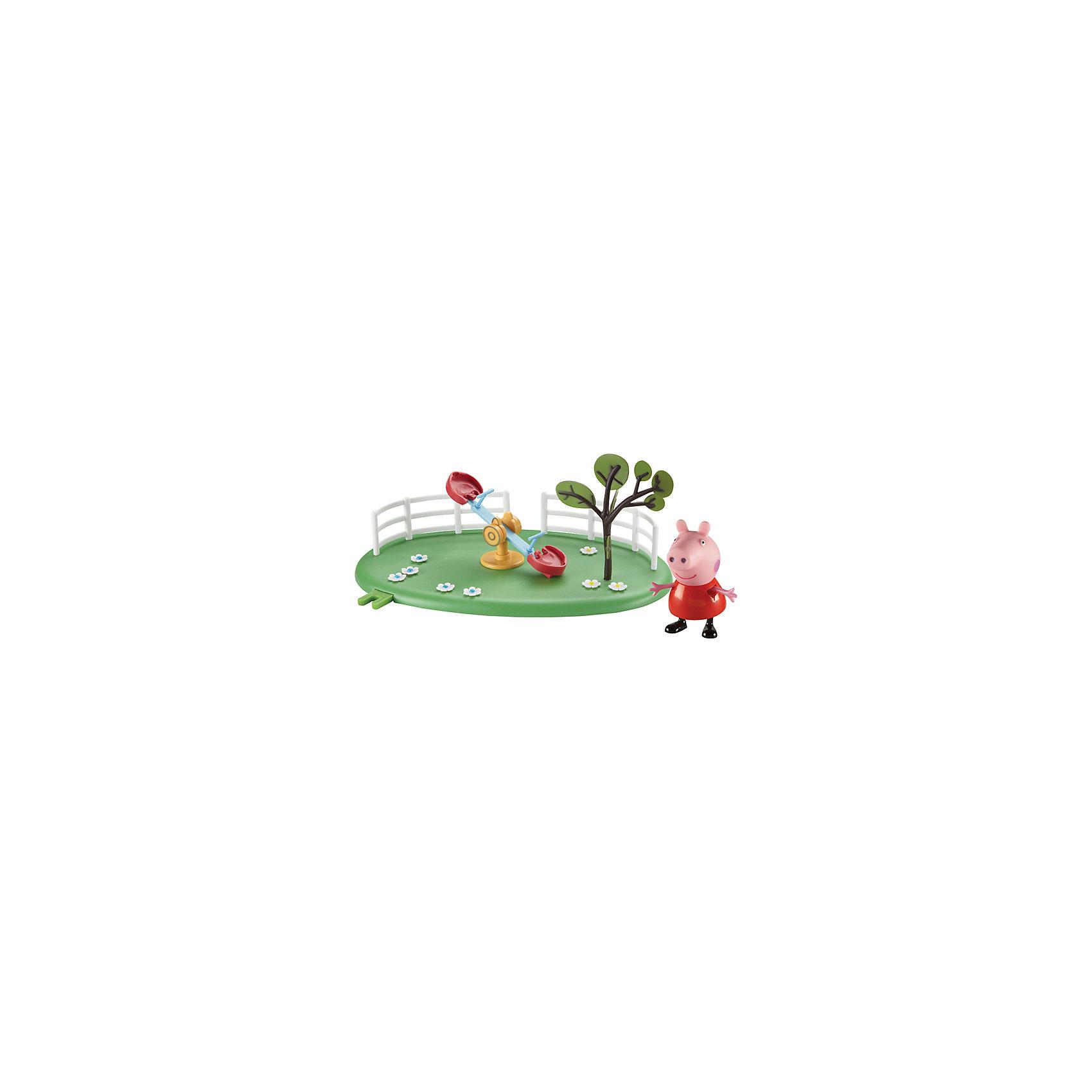 Игровая площадка Качели-качалка, Свинка Пеппа от myToys