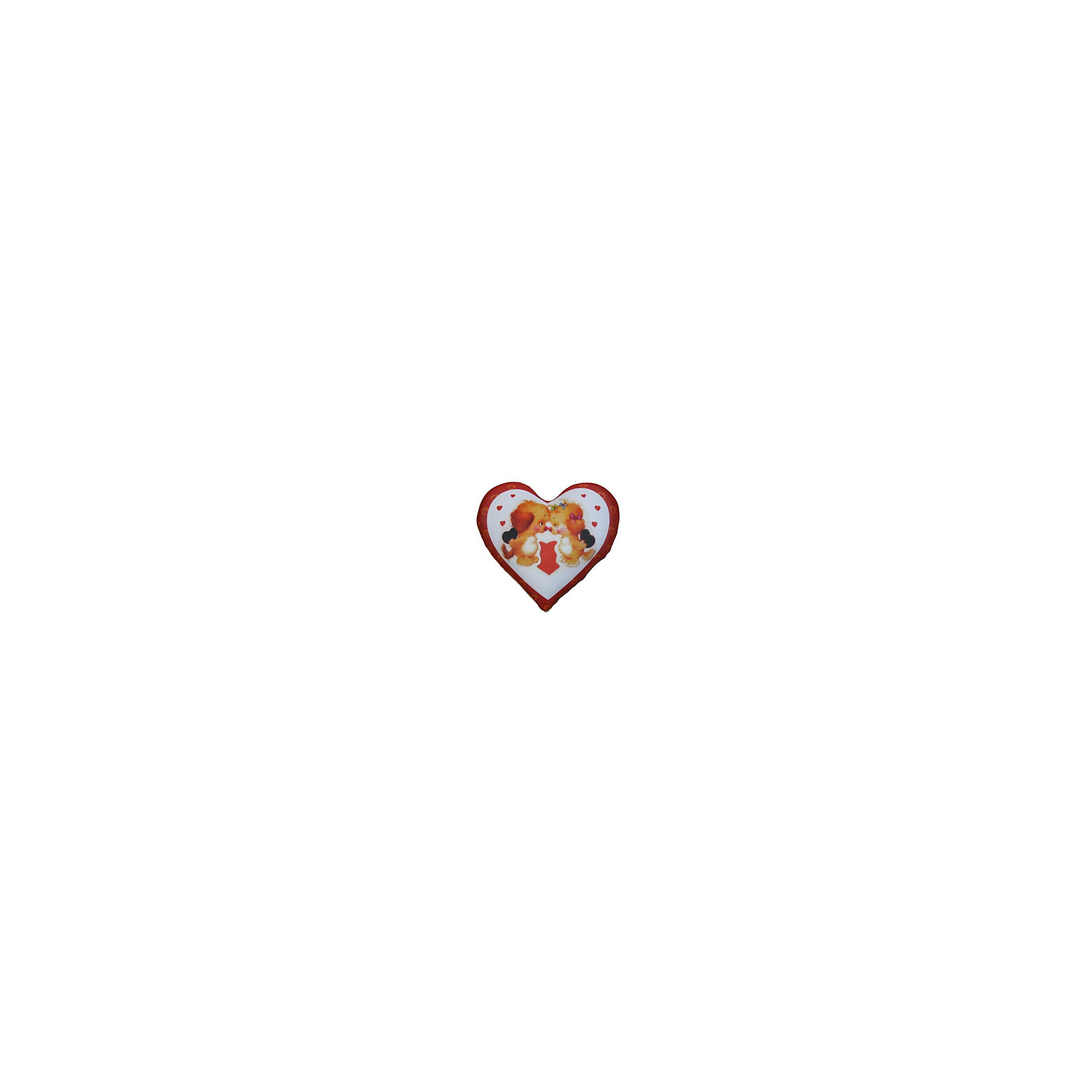 Валентинка-антистресс В18 см, арт. 2585/КР-6