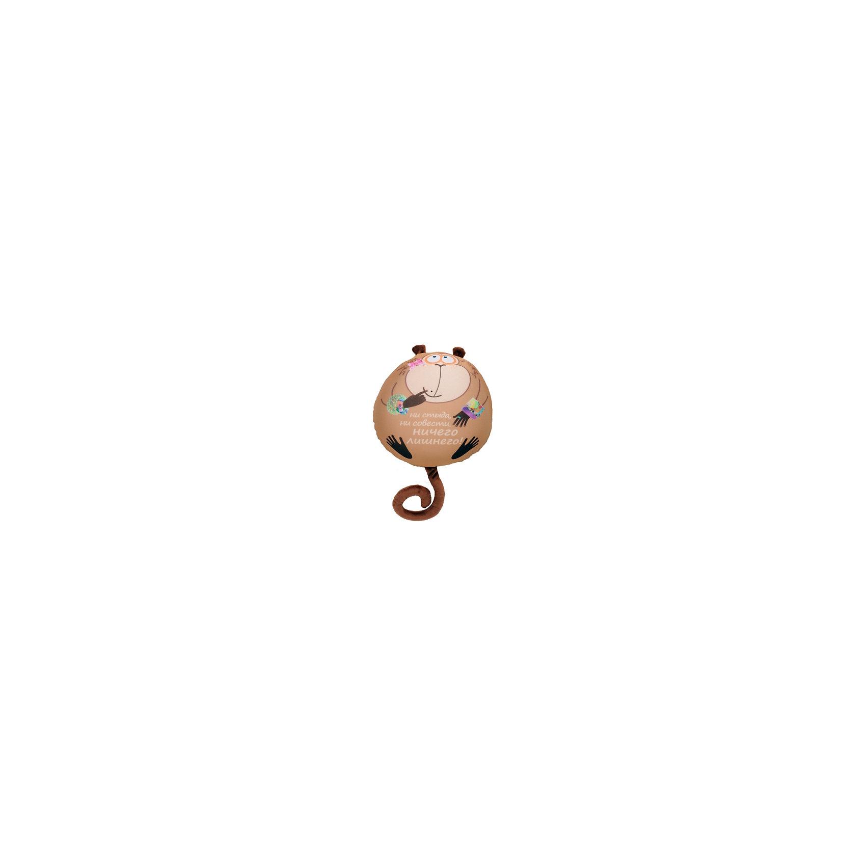 Подушка обезьянка Жужу В28, арт. 2932/БЖ-6/28Подушка обезьянка Жужу В28, арт. 2932/БЖ-6/28 – это подушка-игрушка, которая снимет напряжение и поднимет настроение.<br>Мягкая подушка-антистресс в виде забавной обезьянки, с которой так здорово играть, способна зарядить позитивом и стать аккумулятором хорошего настроения. Она очень эффектна и красива, и создает поистине волшебный релаксирующий эффект. Обшивка выполнена из высокопрочного полиэстера, обладающего повышенной эластичностью. Наполнитель - гранулы пищевого полистирола, диаметр шариков - менее миллиметра. Подушка приятна на ощупь, легка, упруга и всегда хорошо выглядит: как бы сильно ребенок не сжимал ее, она неизменно возвращается в первоначальную форму. Это идеальный рецепт хорошего настроения! Она подходит абсолютно всем, поскольку не вызывают аллергии. Оригинальный стиль и великолепное качество исполнения делают эту подушку-игрушку чудесным подарком к любому празднику.<br><br>Дополнительная информация:<br><br>- Материал верха: полиэстер<br>- Наполнитель: гранулы полистирола<br>- Цвет: бежевый<br>- Высота: 28 см.<br>- Вес: 210 гр.<br><br>Подушку обезьянка Жужу В28, арт. 2932/БЖ-6/28 можно купить в нашем интернет-магазине.<br><br>Ширина мм: 100<br>Глубина мм: 280<br>Высота мм: 280<br>Вес г: 210<br>Возраст от месяцев: 36<br>Возраст до месяцев: 2147483647<br>Пол: Унисекс<br>Возраст: Детский<br>SKU: 4441609