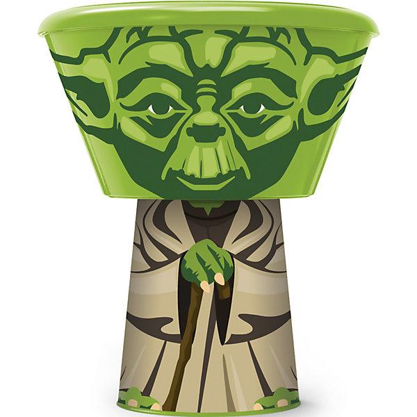Набор посуды Магистр Йода (3 предмета)Детская посуда<br>Набор посуды Магистр Йода приведет в восторг всех поклонников Звездных Войн (Star Wars) и сделает любой прием пищи желанным и интересным. Посуда изготовлена из высококачественного экологичного пластика, она не бьется, поэтому, безопасна даже для малышей. Ее удобно брать с собой в поездки или же на природу. Рисунок выполнен стойкими гипоаллергенными красителями. <br><br>Дополнительная информация:<br><br>- Материал: пластик.<br>- Комплектация: миска, тарелка, бокал. <br>- Объем бокала: 320 мл.<br>- Объем миски: 775 мл.<br>- Размер упаковки:14,5 ? 25 ? 16 см.<br><br>Набор посуды Магистр Йода (3 предмета) можно купить в нашем магазине.<br><br>Ширина мм: 140<br>Глубина мм: 145<br>Высота мм: 245<br>Вес г: 141<br>Возраст от месяцев: 36<br>Возраст до месяцев: 2147483647<br>Пол: Мужской<br>Возраст: Детский<br>SKU: 4443184