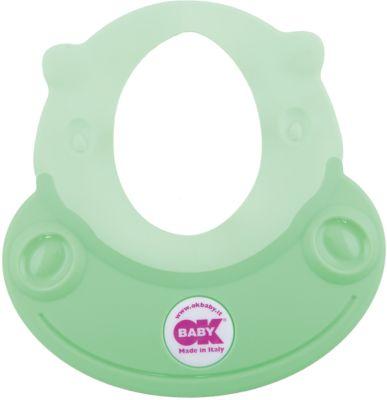 OK Baby Козырек для купания Hippo, Ok Baby, зеленый