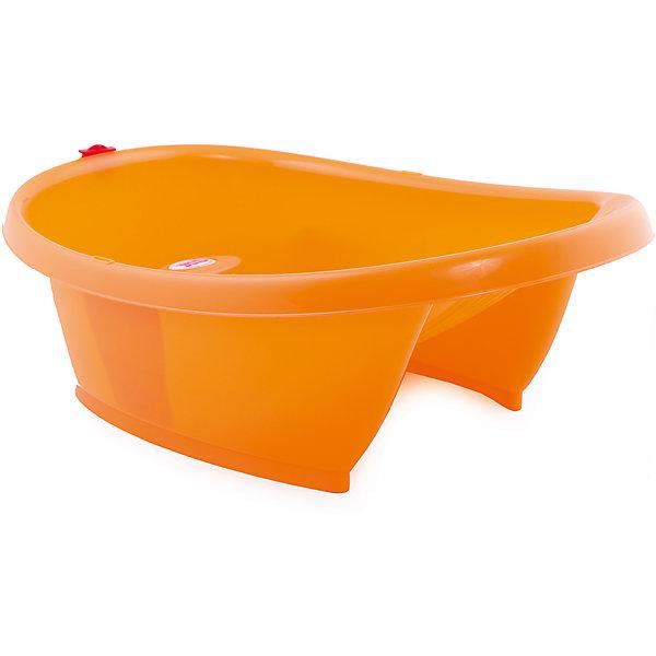 Купить со скидкой Ванночка Onda Baby, Ok Baby, оранжевый