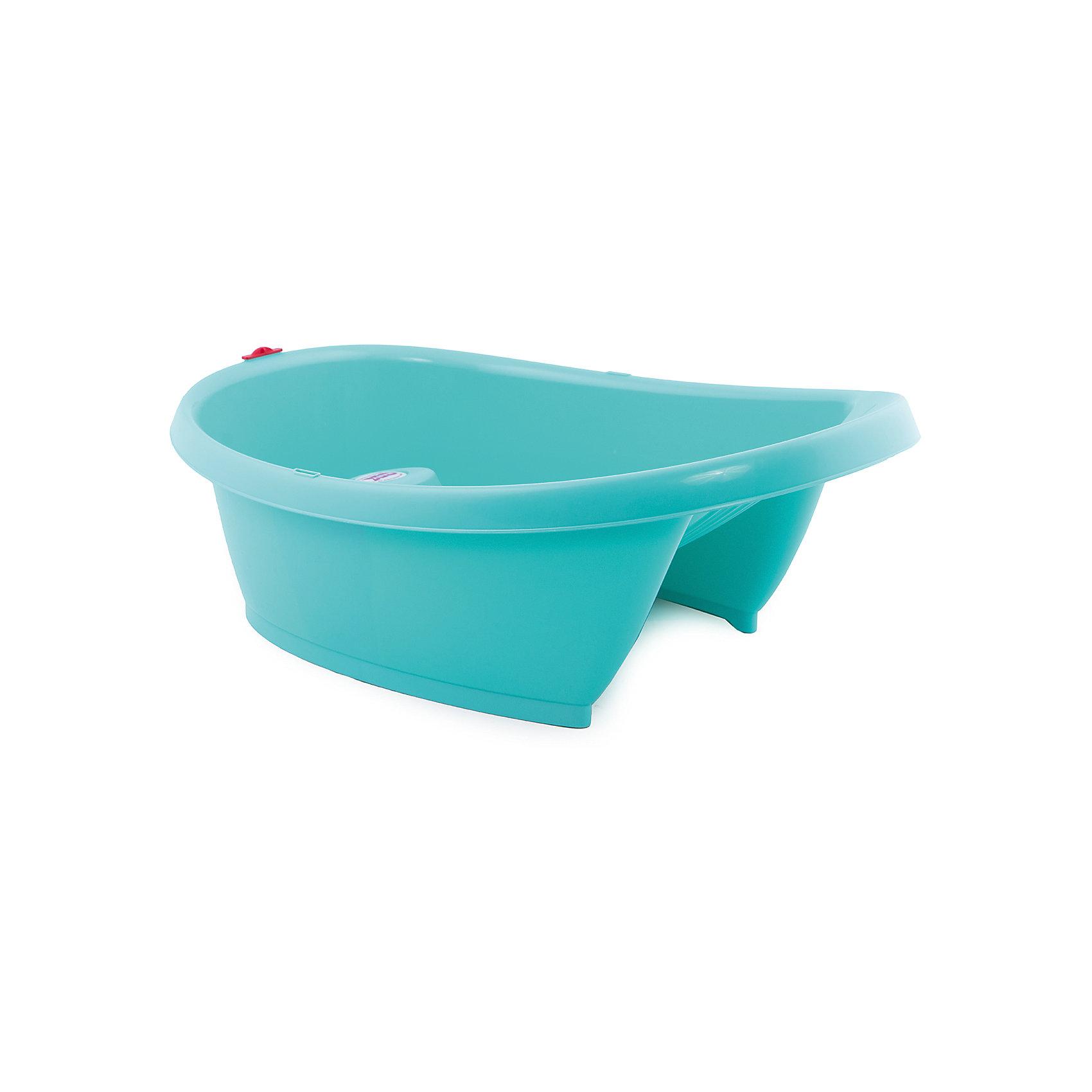 Ванночка Onda, Ok Baby, бирюзовыйВанночка Onda подарит малышам безопасное и комфортное купание. Ванночка удерживает кроху в идеальном для купания положение, не позволяя ему соскользнуть под воду. Противоскользящие резиновые колпачки обеспечивают устойчивость на плоских поверхностях. Изделие выполнено из высококачественных экологичных материалов безопасных для детей. <br><br>Дополнительная информация:<br><br>- Материал: пластик.<br>- Размер: 42х24х63 см. <br>- Максимальный объем: 16 л.<br>- Возможна установка на большую ванну (при наличии крепления).<br>- Эргономичный дизайн<br>- Компактная и легкая.<br>- Встроенный термометр.<br>- Индикатор максимального уровня воды.<br>- Пробка для слива воды.<br><br>Ванночку Onda, Ok Baby, бирюзовую, можно купить в нашем магазине.<br><br>Ширина мм: 630<br>Глубина мм: 420<br>Высота мм: 240<br>Вес г: 2500<br>Возраст от месяцев: 0<br>Возраст до месяцев: 12<br>Пол: Унисекс<br>Возраст: Детский<br>SKU: 4443733