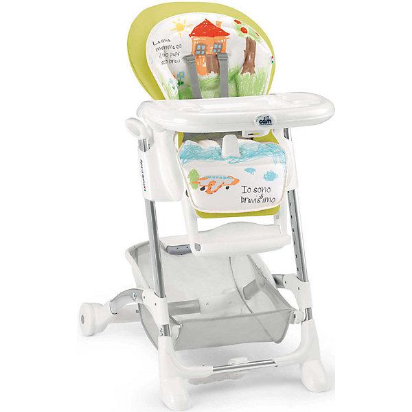 Стульчик для кормления Istante, CAM, Bebe amore mioСтульчики для кормления<br>Очень удобный и комфортный стульчик для кормления обязательно понравится малышам! Мягкое сиденье с регулируемой в пяти положениях спинкой, страховочными ремнями и удобным разделителем для ног обеспечит малышам комфорт и безопасность. Стульчик имеет колесики, облегчающие перемещение по квартире; удобную подставку для ножек ребенка; съемный стол можно мыть в посудомоечной машине. Стул выполнен в приятной цветовой гамме, изготовлен из высококачественных прочных и экологичных материалов. Передняя часть рамы снабжена нескользящими ножками, которые обеспечивают дополнительную безопасность. Под сиденьем располагается большая корзина для игрушек и вещей. <br><br>Дополнительная информация:<br><br>- Материал: пластик, металл, <br>- Размер: 80x65x105 см.<br>- Колесики.<br>- Вместительная корзина внизу. <br>- Нескользящие ножки.<br>- Регулируемый наклон спинки (5 положений, до положения лежа).<br>- Компактно складывается.<br>- Съемный стол (можно мыть в посудомоечной машине).<br>- Регулировка по высоте в 5 положениях. <br>- Регулируемая подножка.<br>- 5-ти точечные ремни безопасности.<br>- Чехол снимается и легко моется.<br><br>Стульчик для кормления Istante, CAM, Bebe amore mio, можно купить в нашем магазине.<br><br>Ширина мм: 587<br>Глубина мм: 272<br>Высота мм: 970<br>Вес г: 12500<br>Возраст от месяцев: 0<br>Возраст до месяцев: 36<br>Пол: Унисекс<br>Возраст: Детский<br>SKU: 4443751