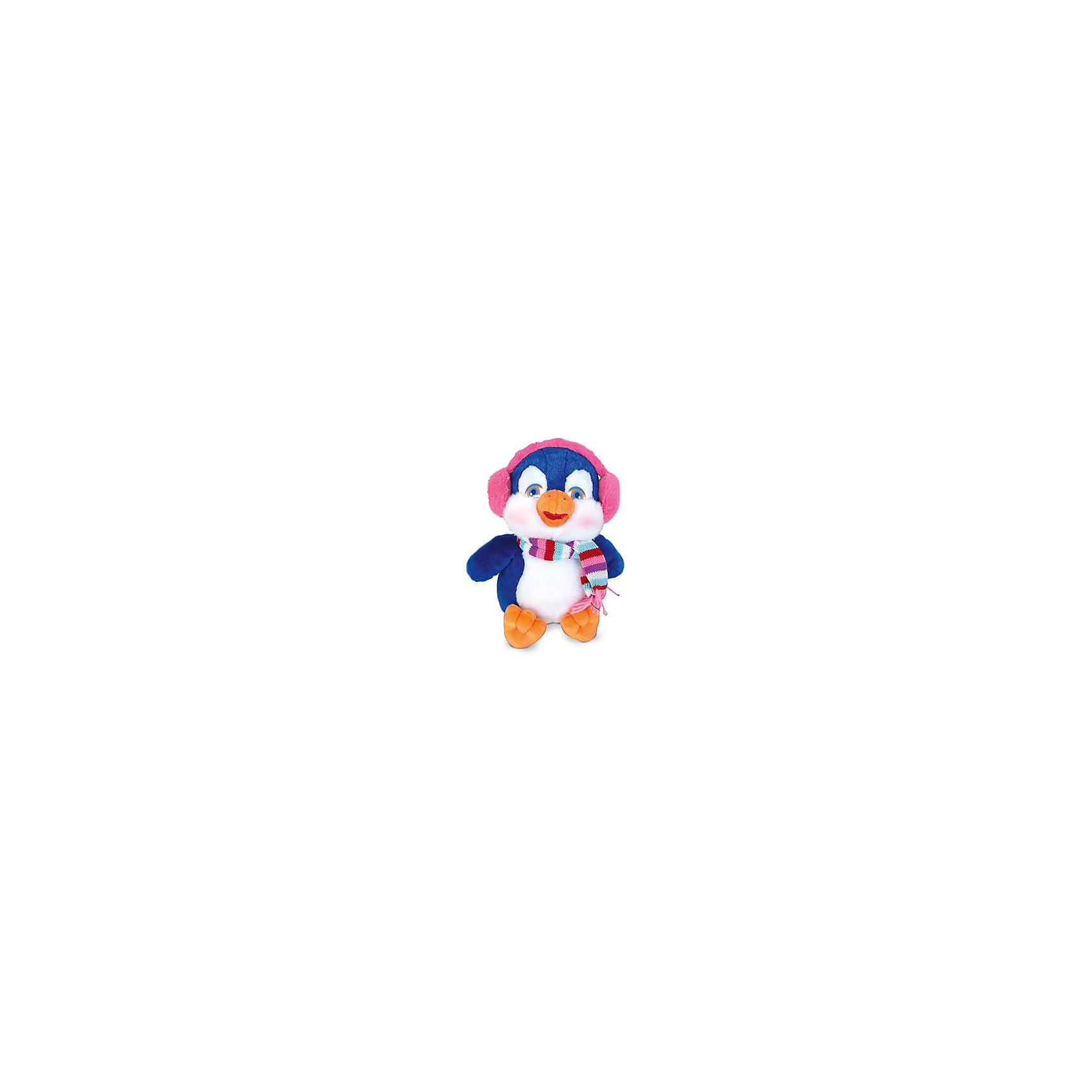 Пингвин музыкальный, 23 см., LAVA