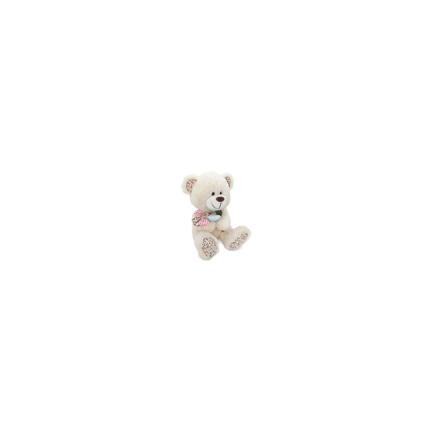 Медвежонок с декоративным цветком, музыкальный, 22 см., LAVAМедвежата<br>Этот очаровательный мишка не оставит равнодушным ни одного ребенка! Милый медведь очень мягкий и приятный на ощупь, он умеет петь песенку и обязательно поднимет настроение малышам! Мишка изготовлен из высококачественных экологичных материалов. <br><br>Дополнительная информация:<br><br>- Материал: искусственный мех, текстиль, синтепон, пластик.<br>- Высота: 22 см. <br>- Поет песенку <br>- Элемент питания: батарейка (в комплекте).<br><br>Медвежонка с декоративным цветком, музыкального, 22 см, LAVA (ЛАВА) можно купить в нашем магазине.<br><br>Ширина мм: 150<br>Глубина мм: 150<br>Высота мм: 220<br>Вес г: 245<br>Возраст от месяцев: 36<br>Возраст до месяцев: 1188<br>Пол: Унисекс<br>Возраст: Детский<br>SKU: 4444133