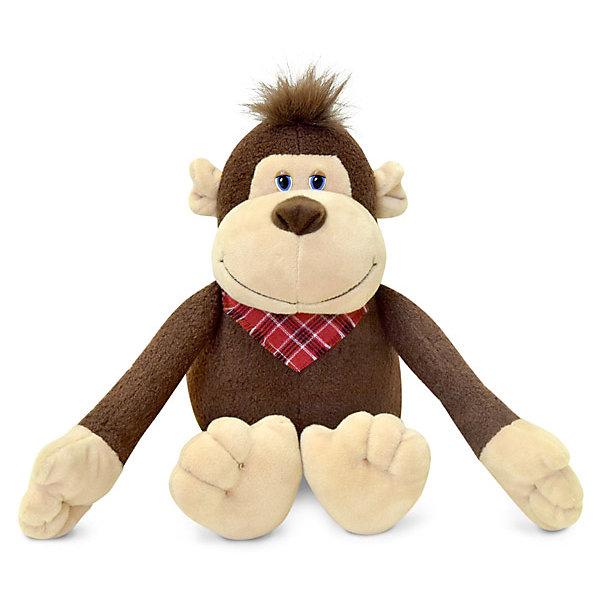 Мартышка Джейк, музыкальный, 19 см., LAVAМягкие игрушки животные<br>Джейк - озорная мартышка, которая умеет петь веселую песенку! Игрушка выполнена из высококачественных материалов, очень приятна на ощупь, безопасна для детей. Прекрасный подарок на любой праздник.<br><br>Дополнительная информация:<br><br>- Материал: искусственный мех, текстиль, синтепон, пластик.<br>- Размер: 19 см. <br>- Поет песенку <br>- Элемент питания: батарейка (в комплекте).<br><br>Мартышку Джейка, музыкального, 19 см., LAVA (ЛАВА), можно купить в нашем магазине.<br><br>Ширина мм: 150<br>Глубина мм: 150<br>Высота мм: 190<br>Вес г: 196<br>Возраст от месяцев: 36<br>Возраст до месяцев: 1188<br>Пол: Унисекс<br>Возраст: Детский<br>SKU: 4444138